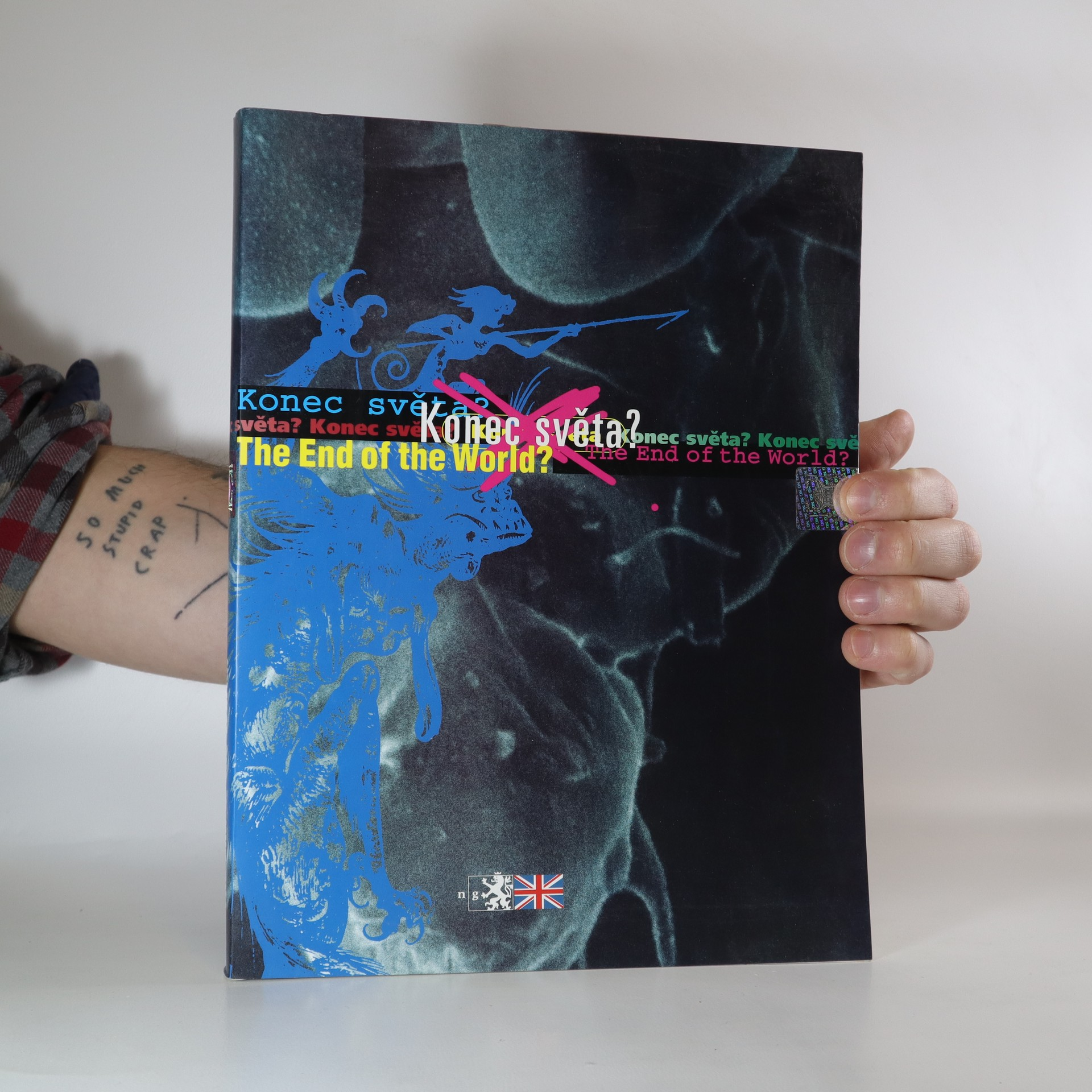 antikvární kniha The End of the World? Konec světa?, 2000