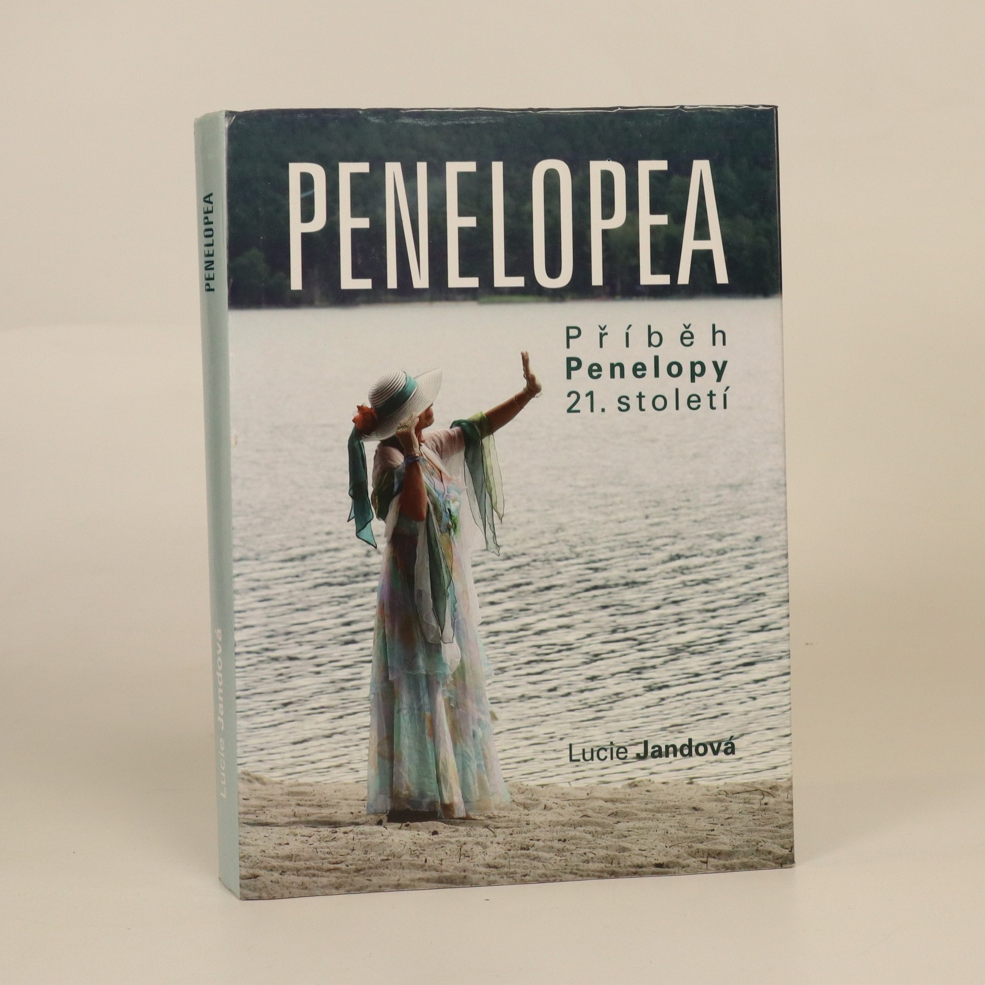antikvární kniha Penelopea, 2010