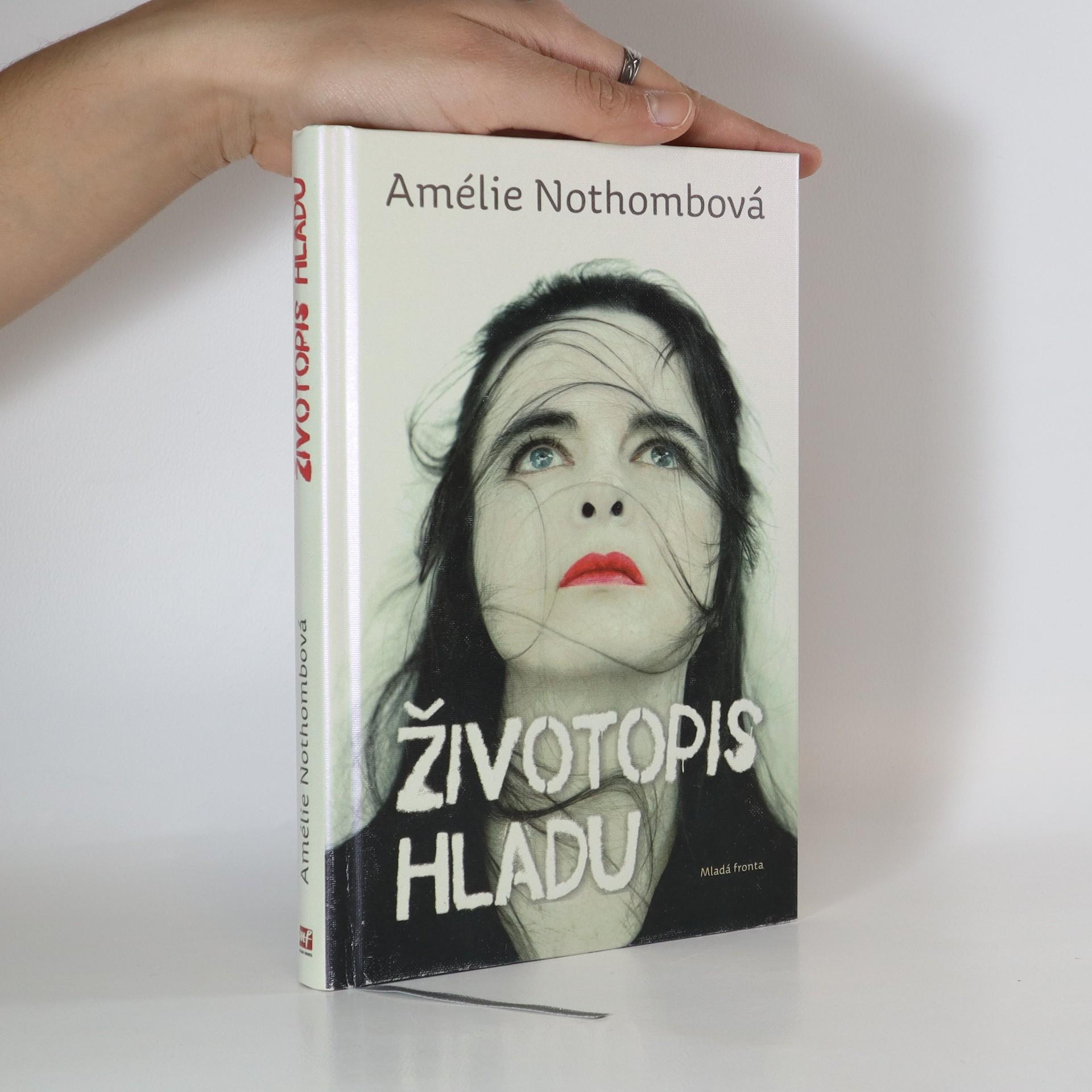 antikvární kniha Životopis hladu, 2012