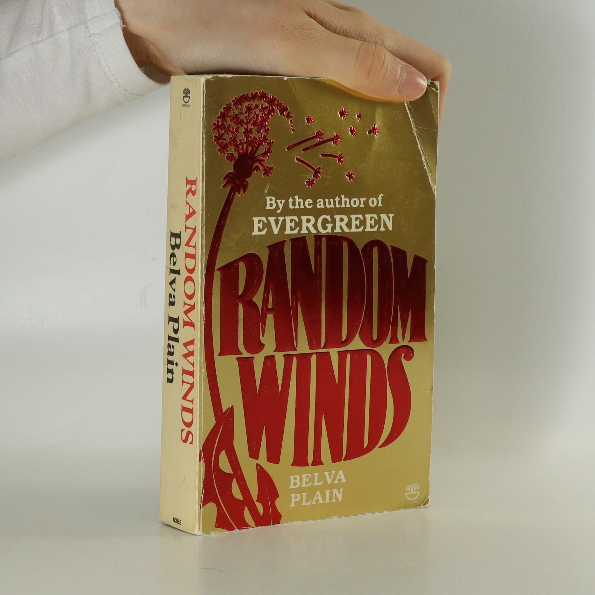 antikvární kniha Random Winds, 1981