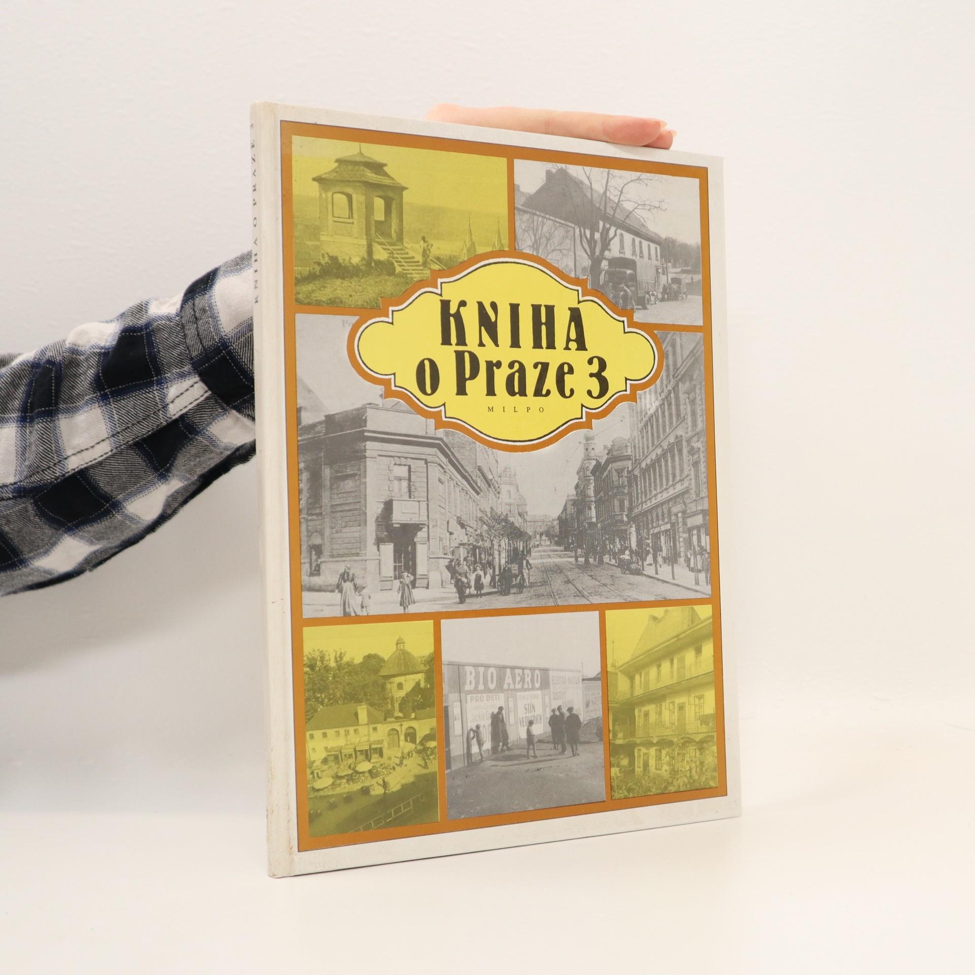 antikvární kniha Kniha o Praze 3, 1994