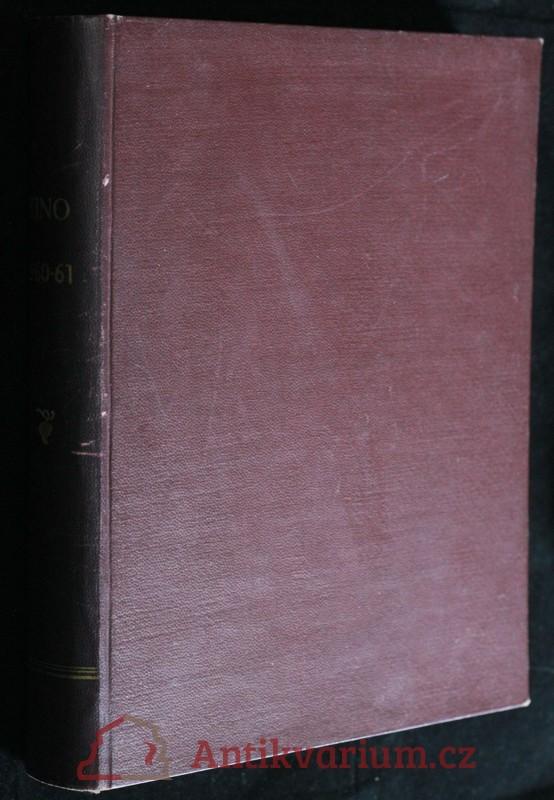 antikvární kniha Kino 1960-1961: ročník XV a XVI, neuveden
