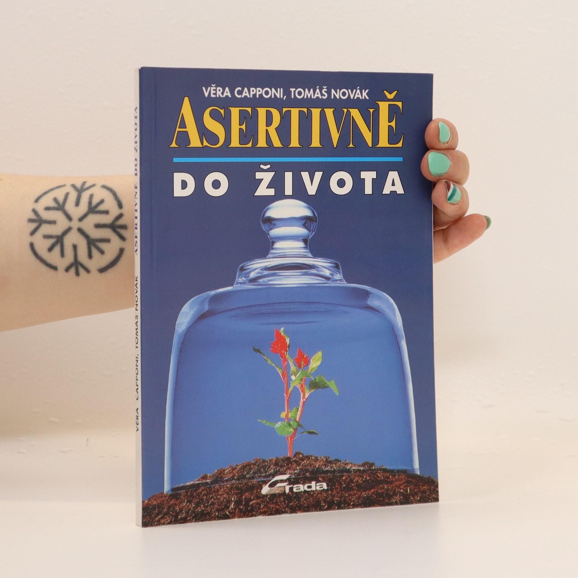 antikvární kniha Asertivně do života, 2003