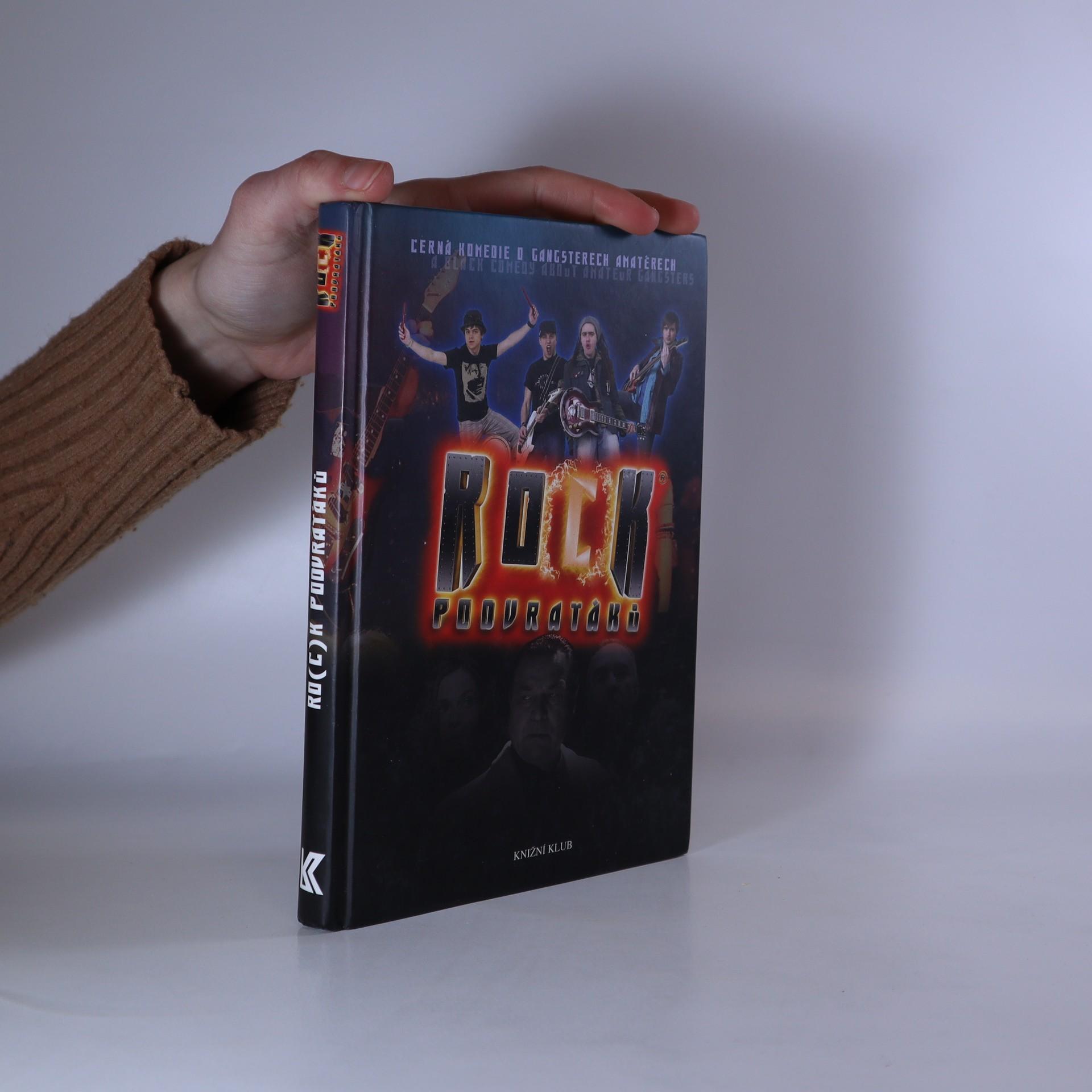 antikvární kniha Ro(c)k Podvraťáků, 2006