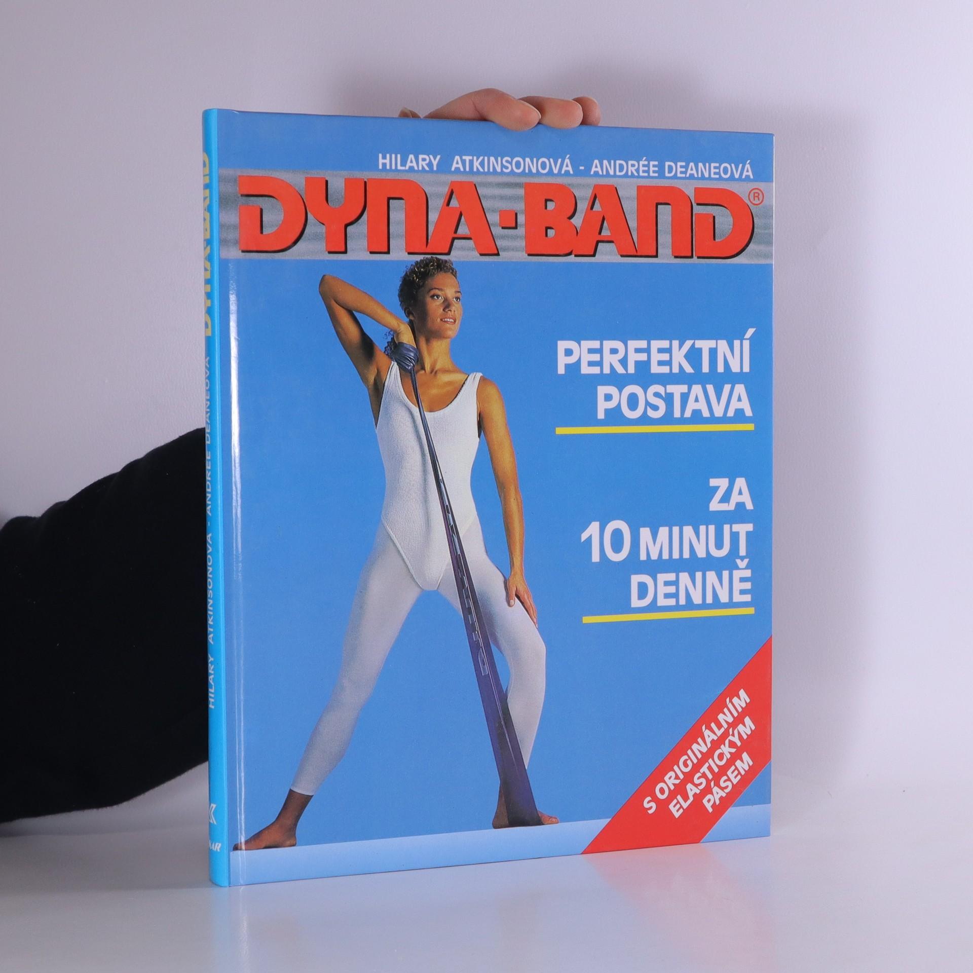 antikvární kniha Dyna-band, 1995
