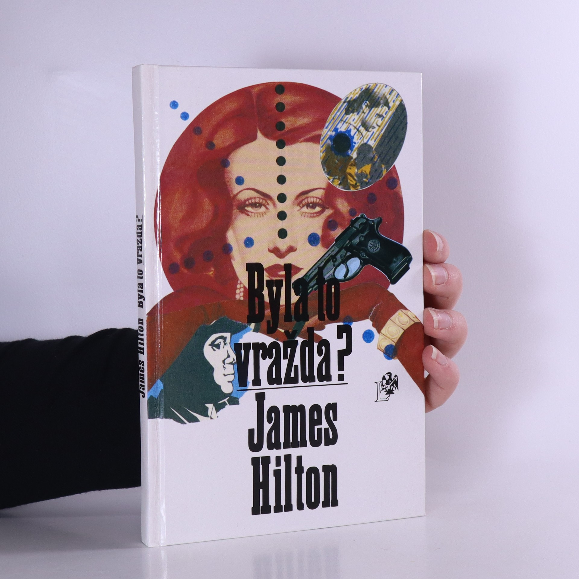 antikvární kniha Byla to vražda?, 1992
