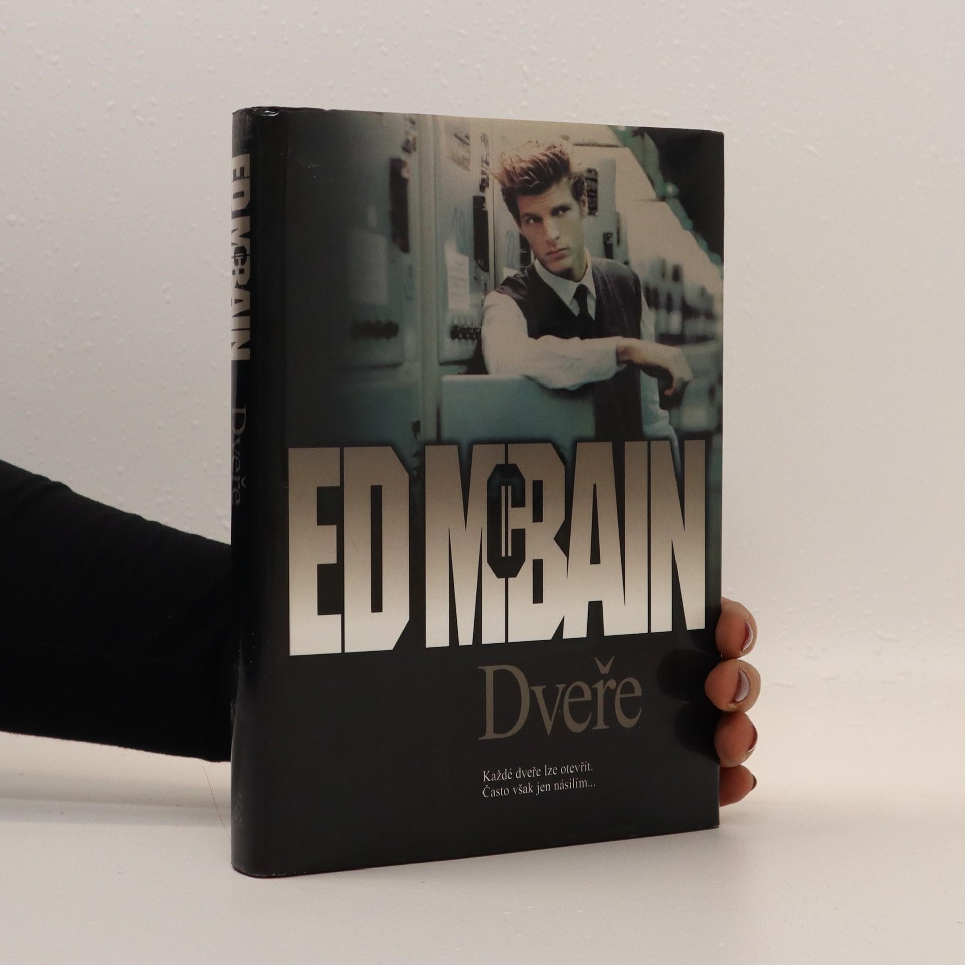 antikvární kniha Dveře, 2003