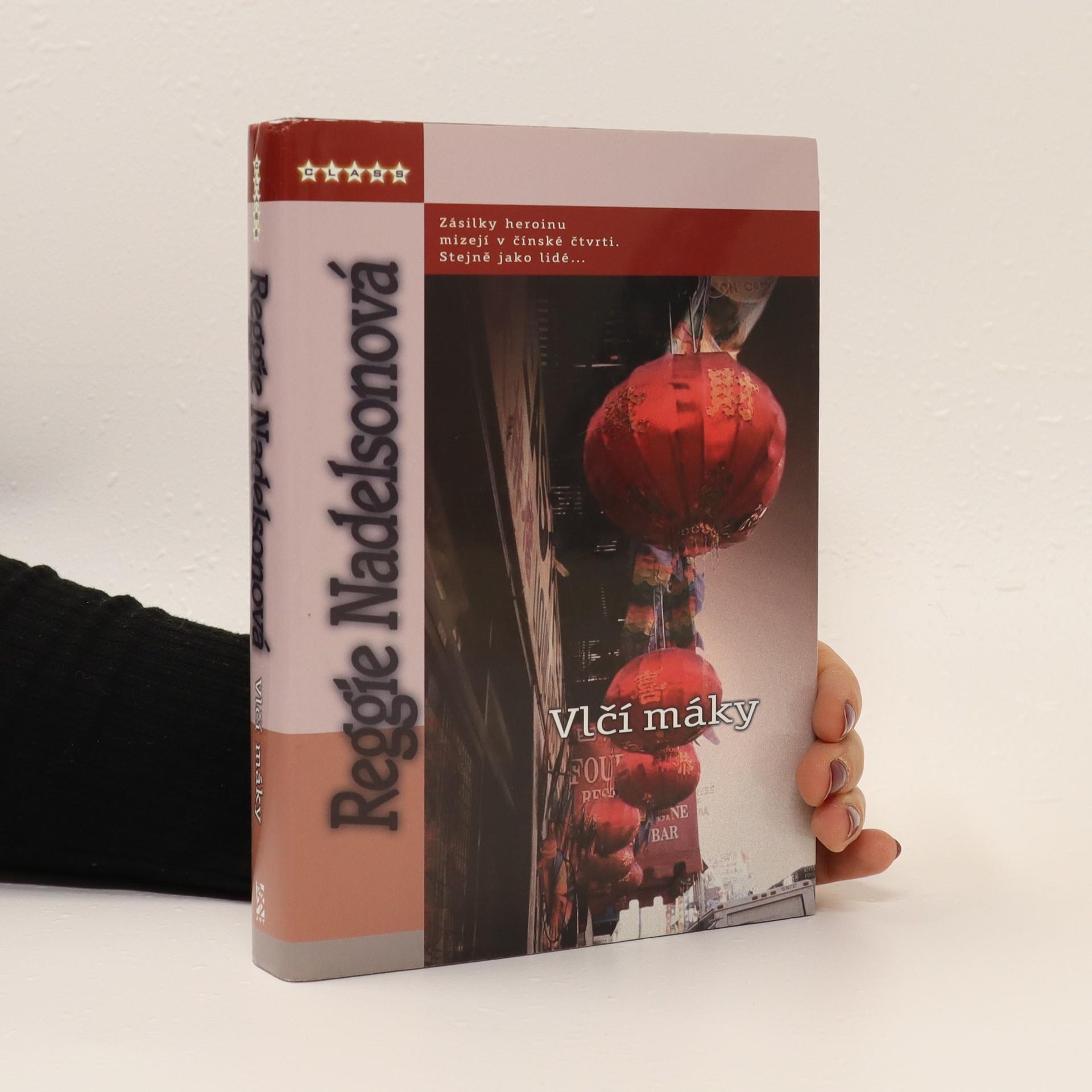 antikvární kniha Vlčí máky, 2005