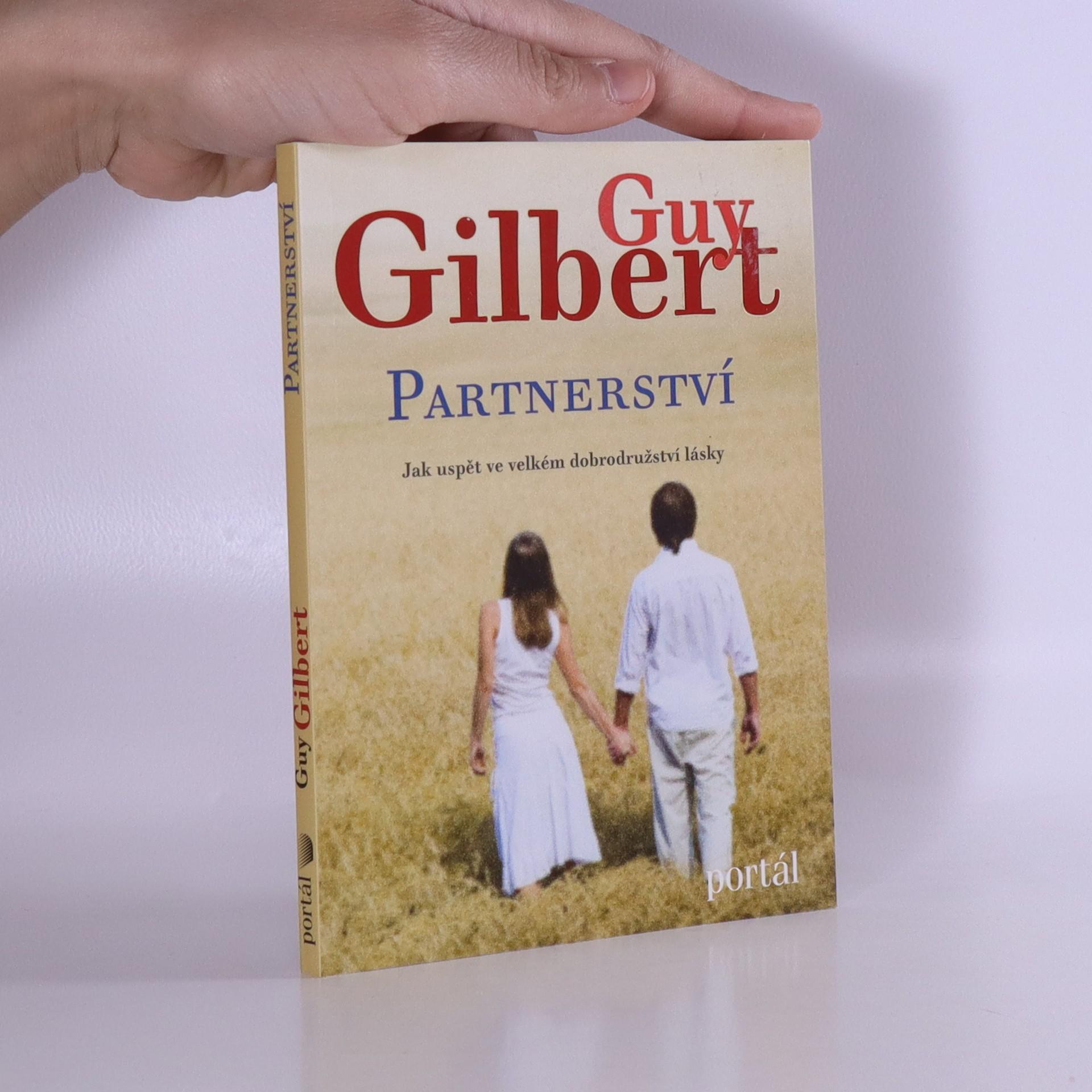 antikvární kniha Partnerství. Jak uspět ve velkém dobrodružství lásky, 2013