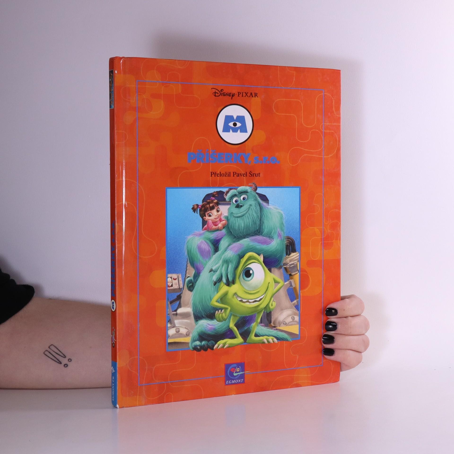 antikvární kniha Příšerky, s.r.o., neuvedeno
