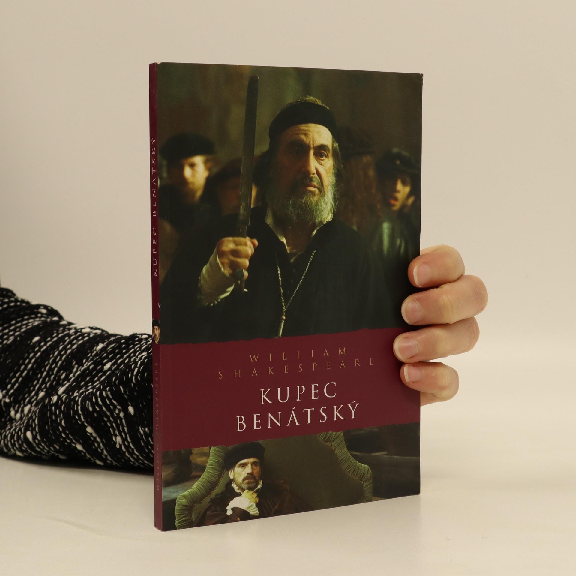 antikvární kniha Kupec benátský, 2007