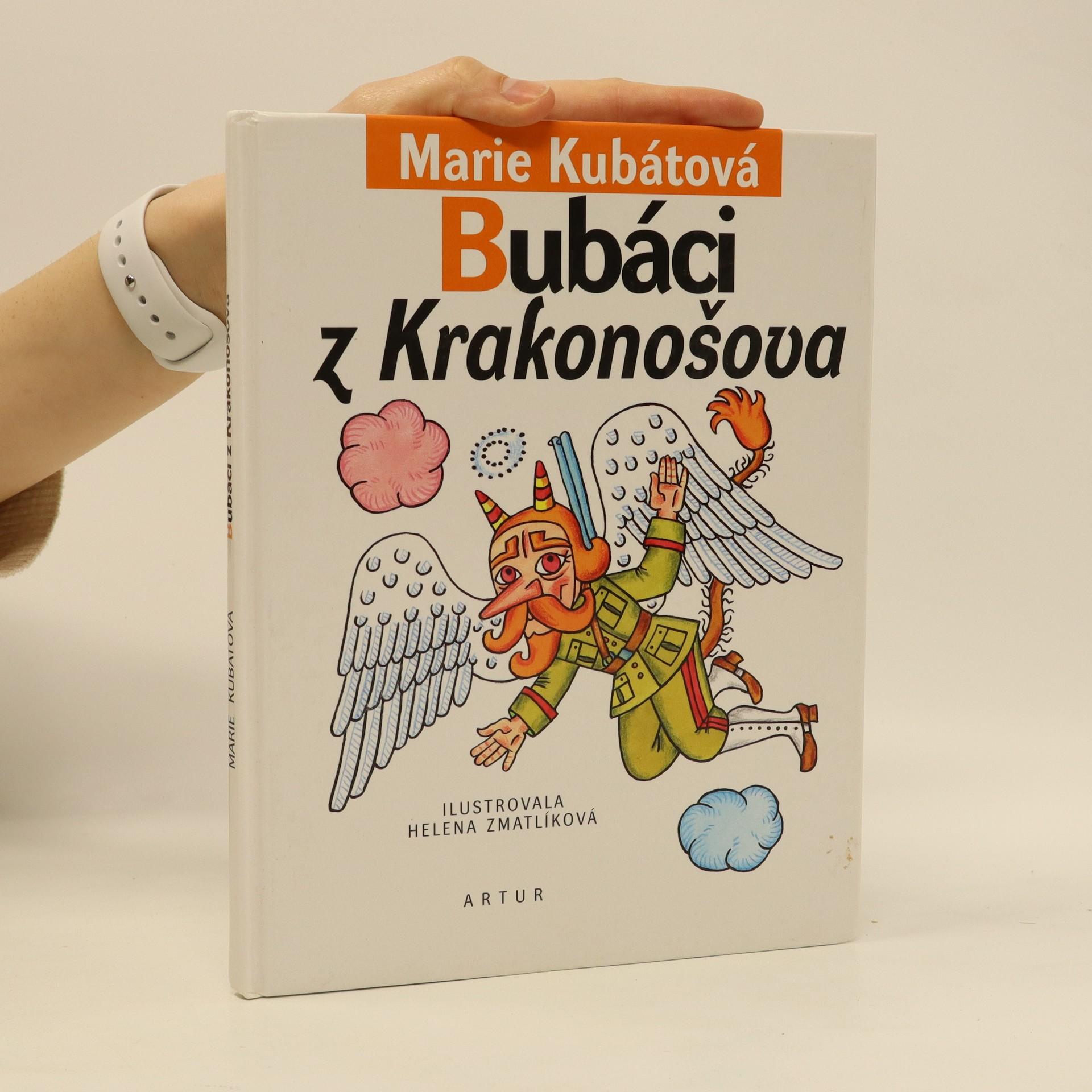 antikvární kniha Bubáci z Krakonošova, 2005
