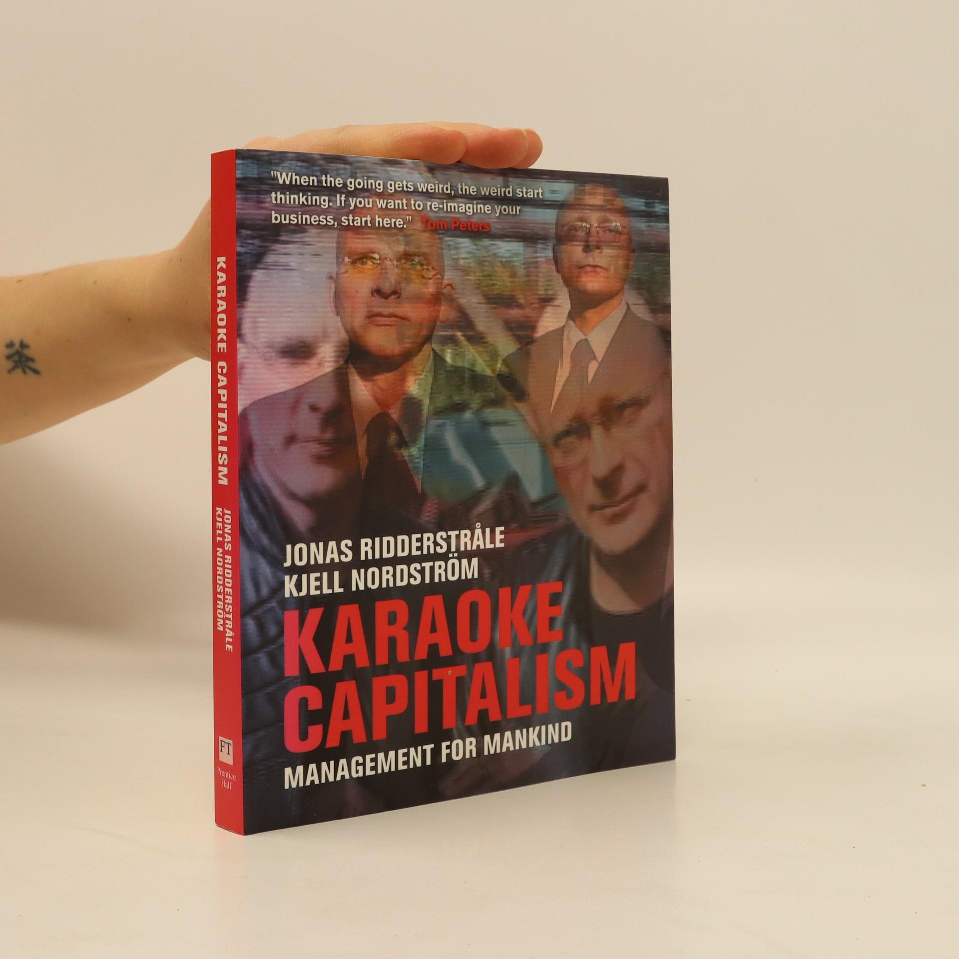 antikvární kniha Karaoke capitalism : managing for mankind, neuveden