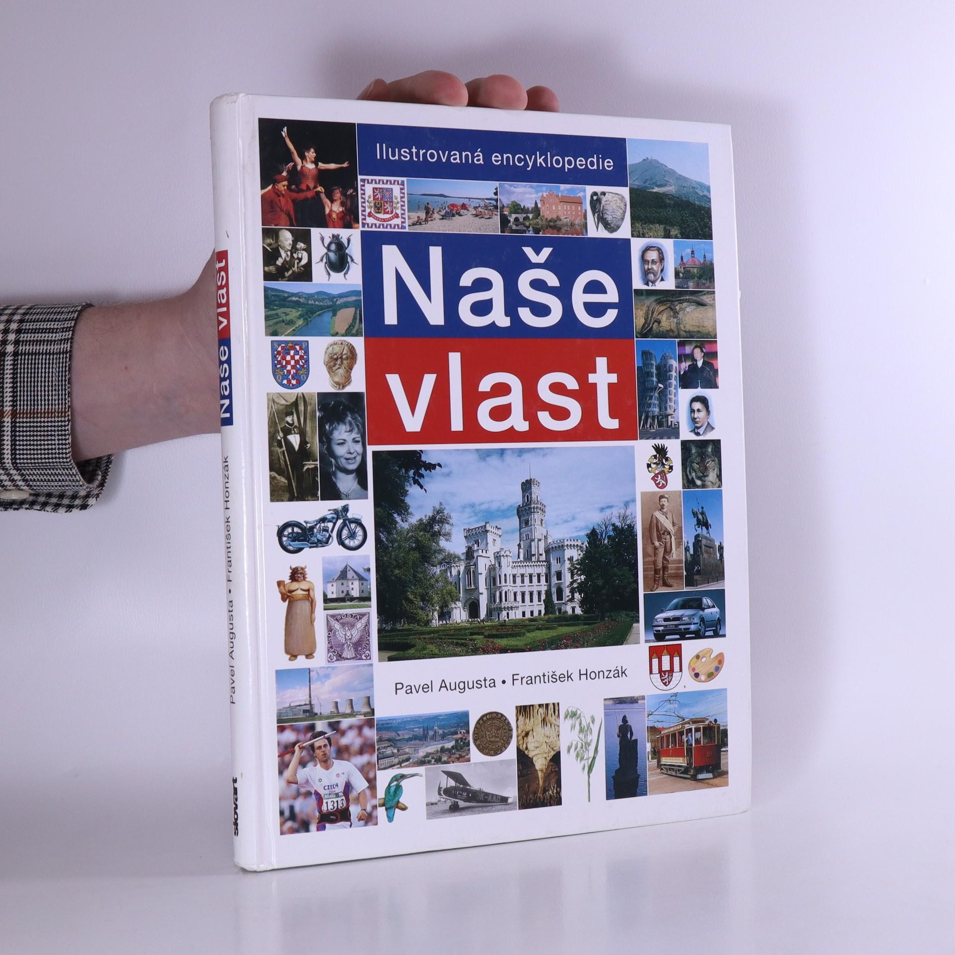 antikvární kniha Naše vlast, 2009