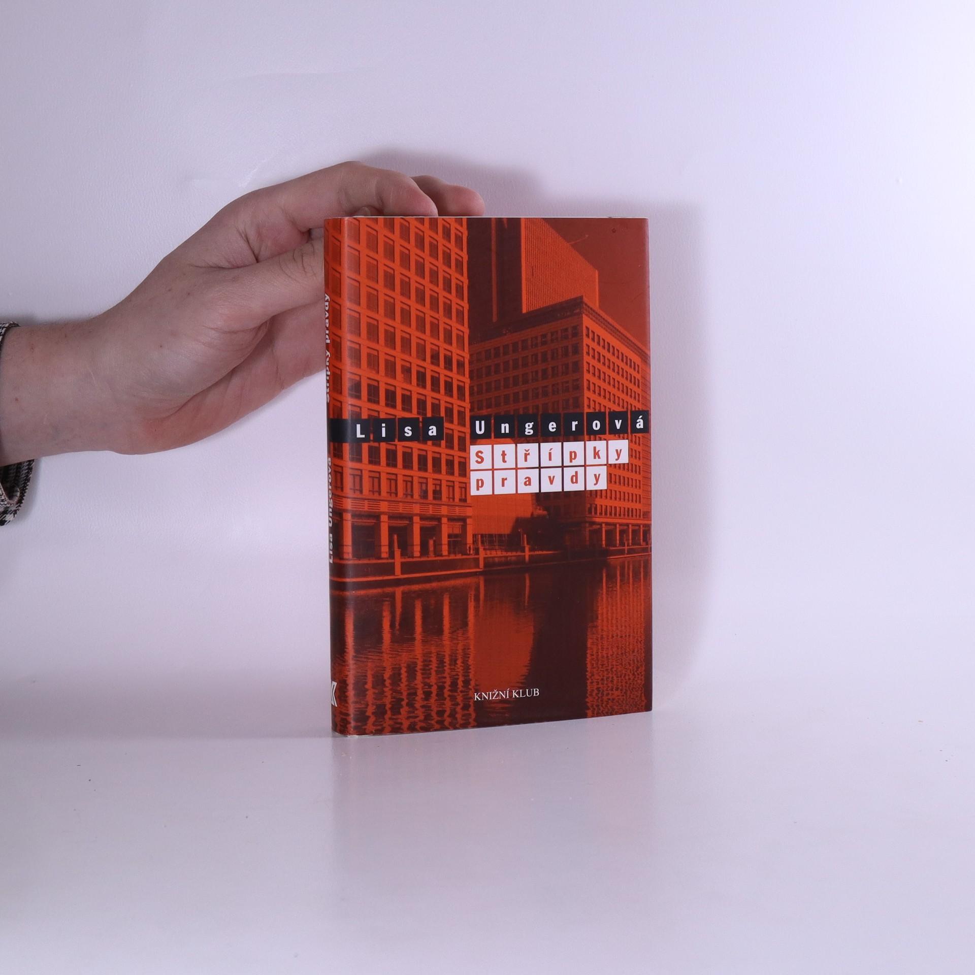 antikvární kniha Střípky pravdy, 2011
