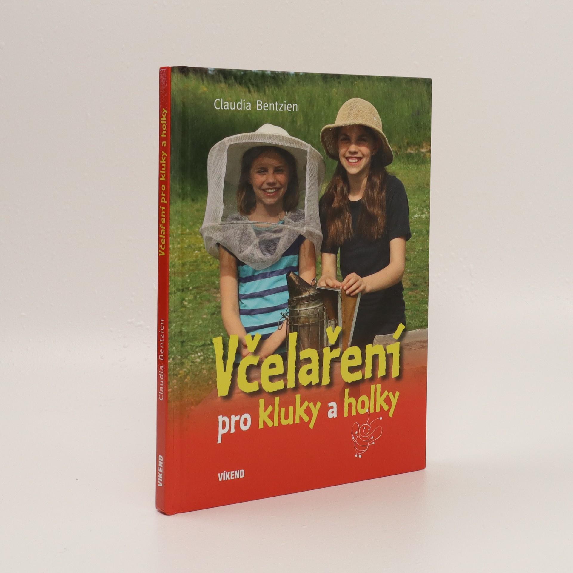 antikvární kniha Včelaření pro kluky a holky, 2015
