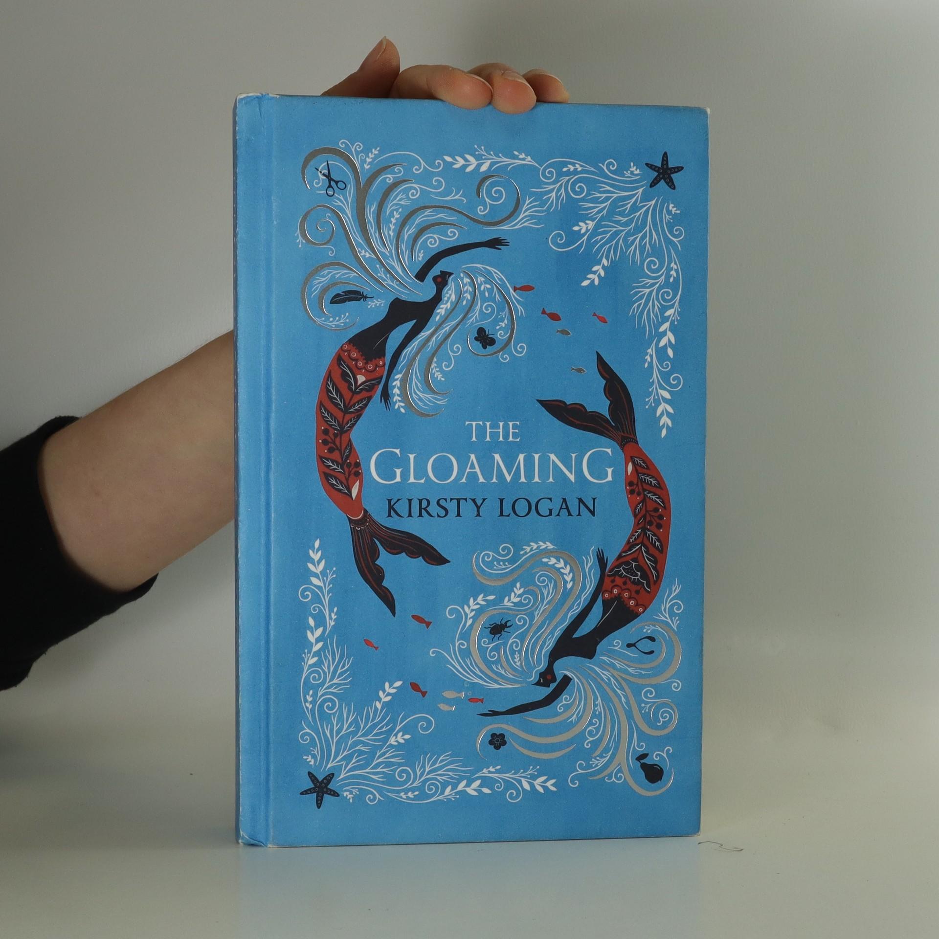 antikvární kniha The gloaming, 2018