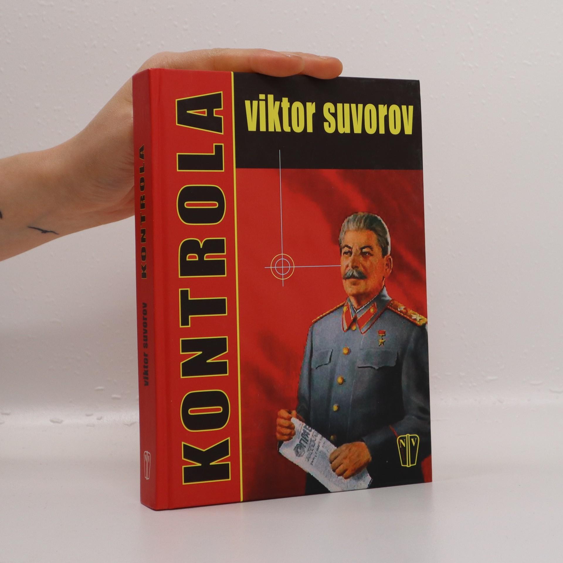 antikvární kniha Kontrola, 2008
