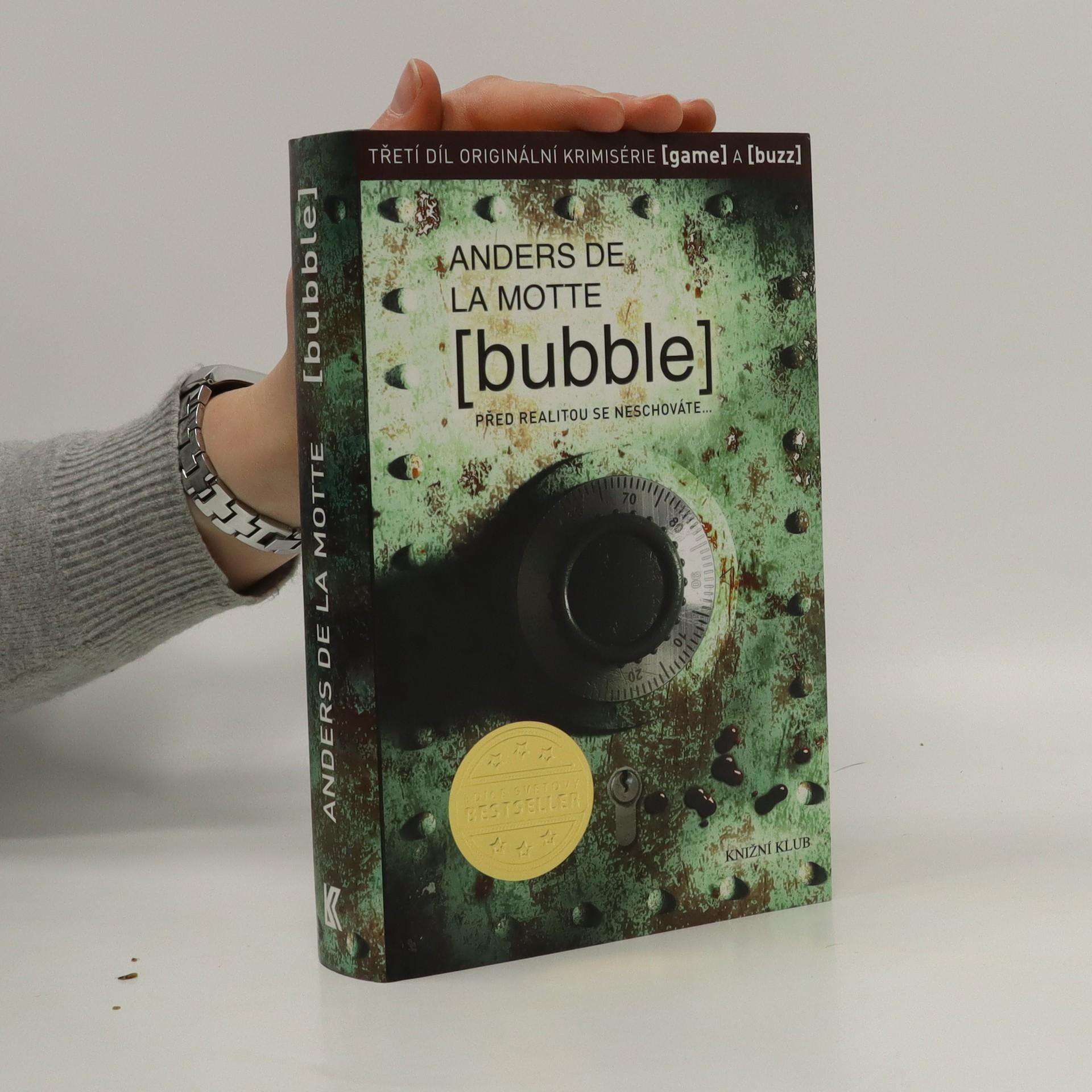 antikvární kniha Bubble, 2014