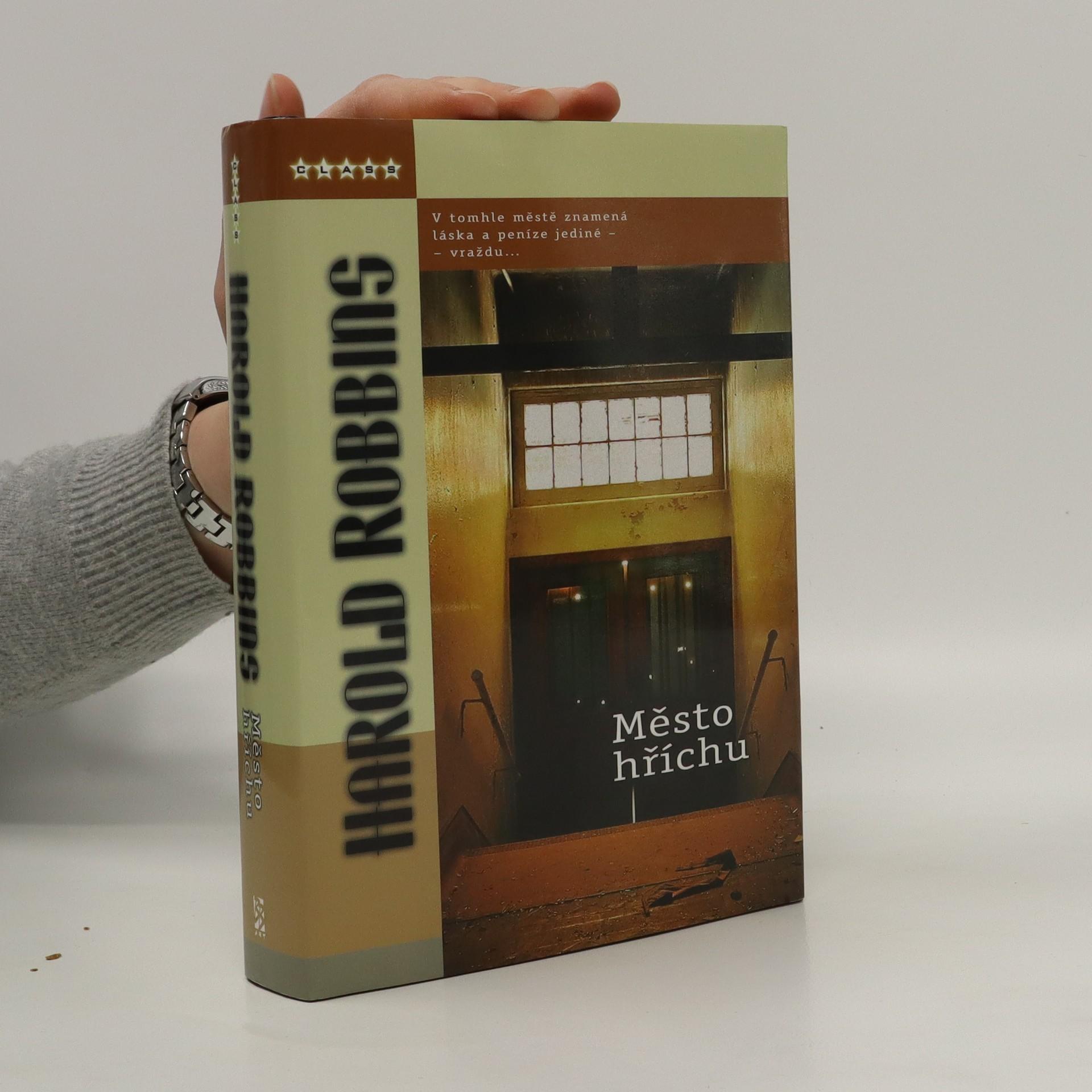antikvární kniha Město hříchu, 2005
