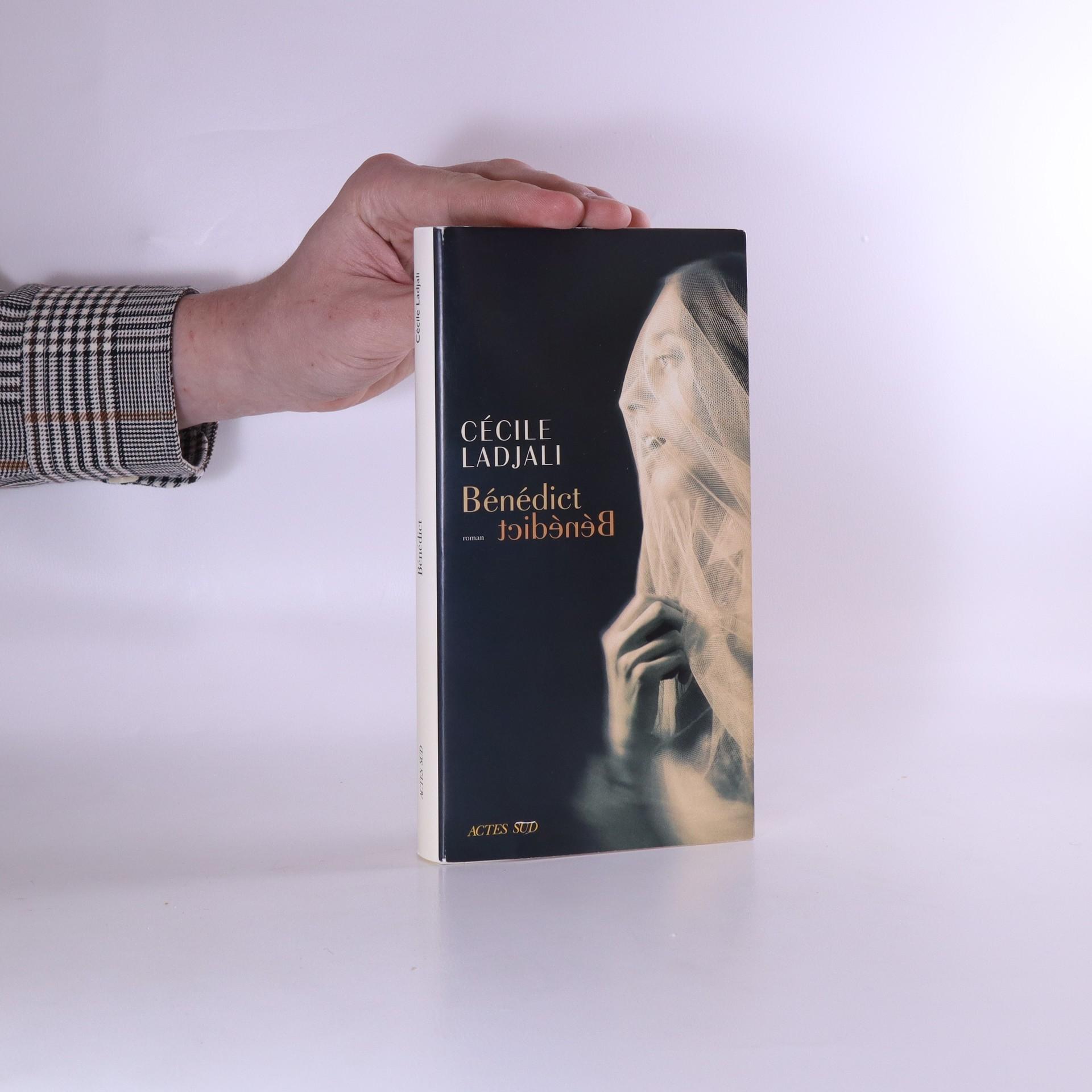 antikvární kniha Bénédict, 2018
