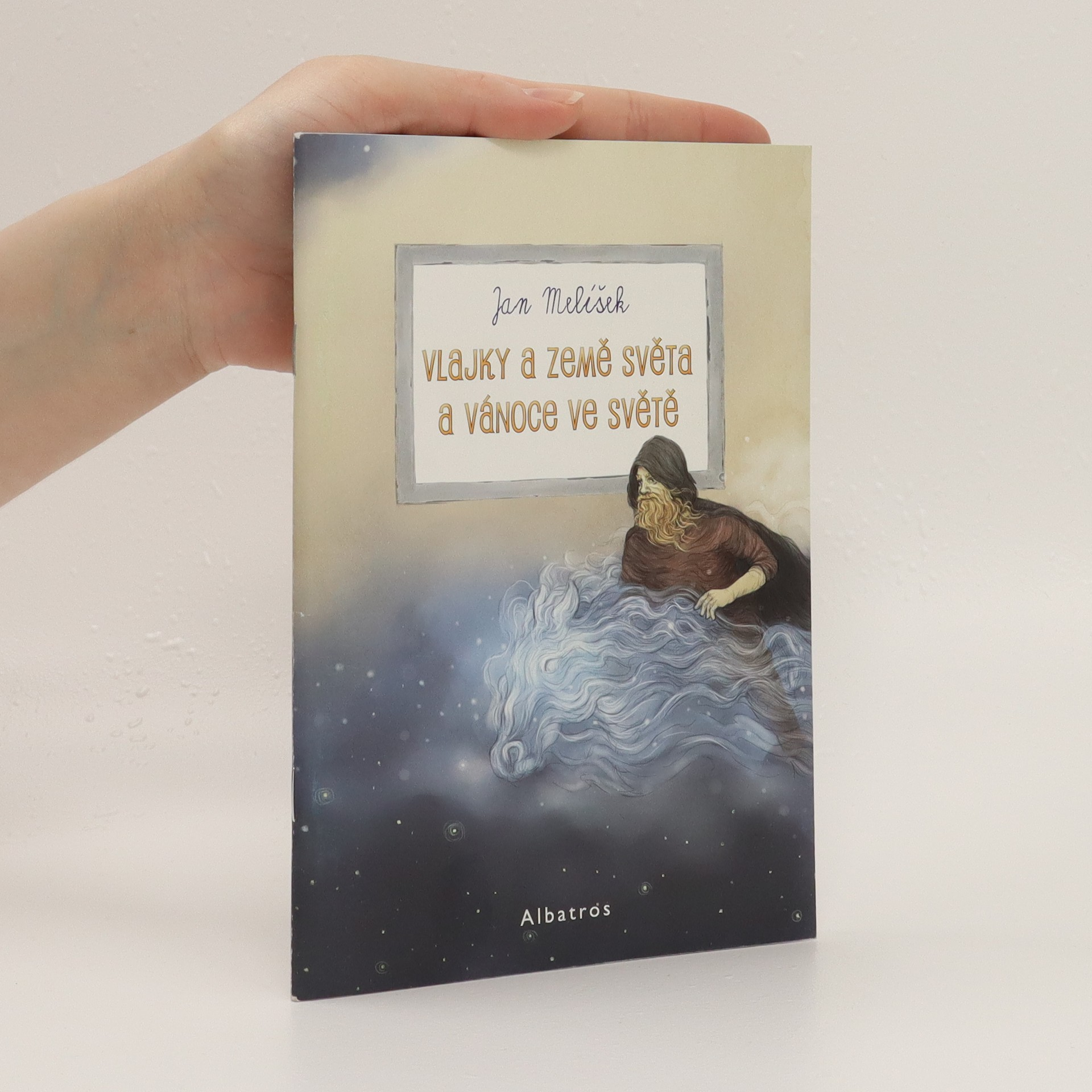 antikvární kniha Vlajky a země světa a Vánoce ve světě, 2017