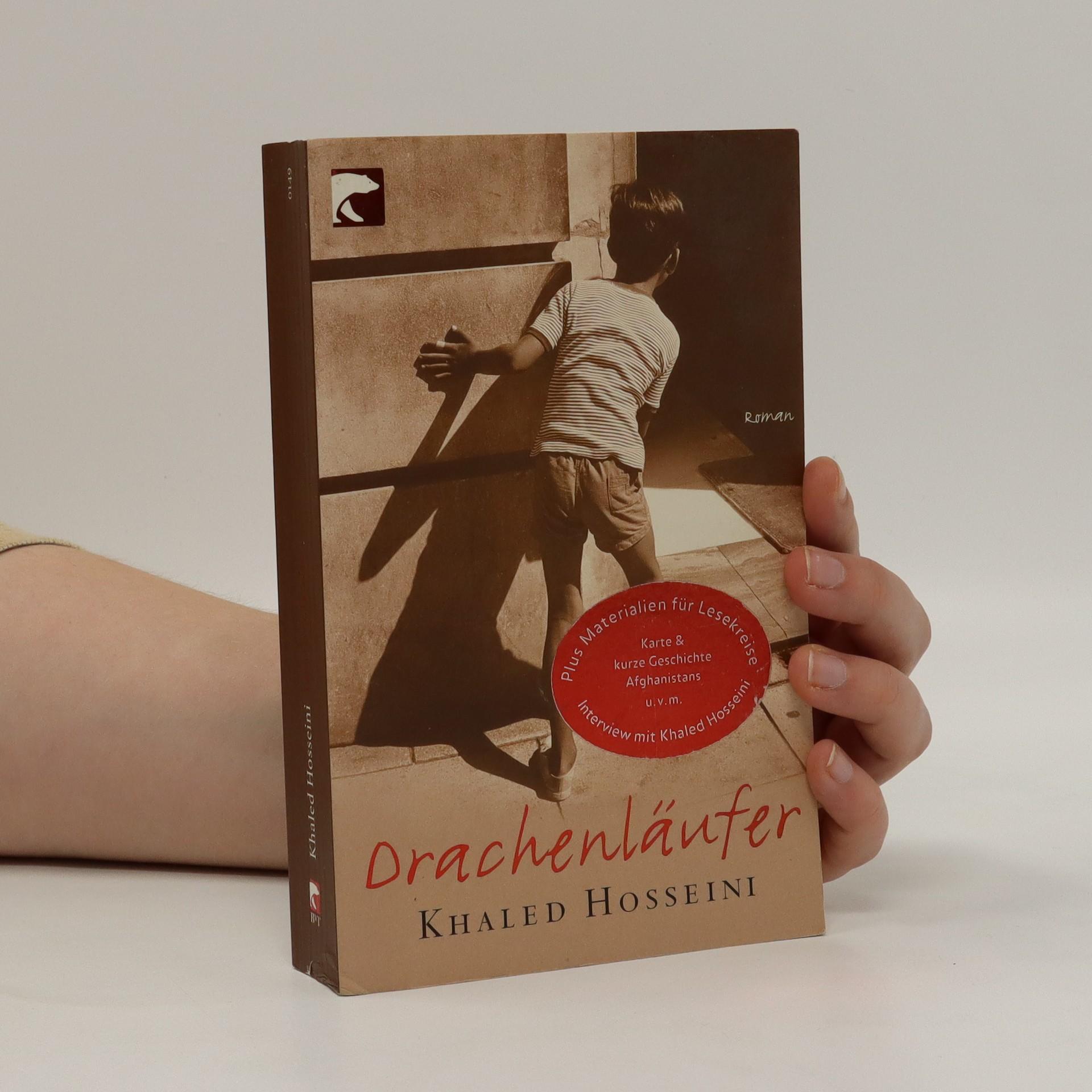 antikvární kniha Drachenläufer, 2007