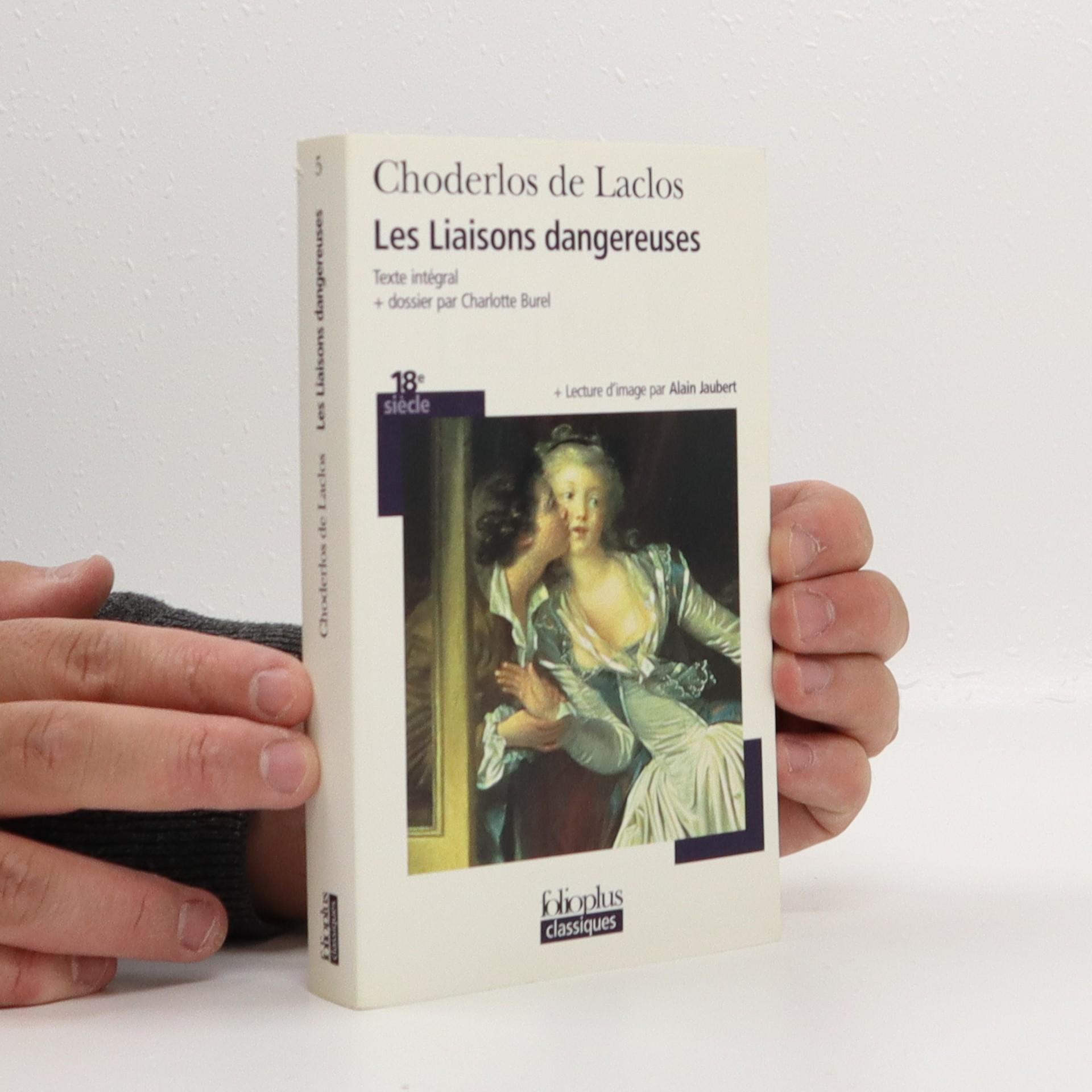 antikvární kniha Les liaisons dangereuses, 2007