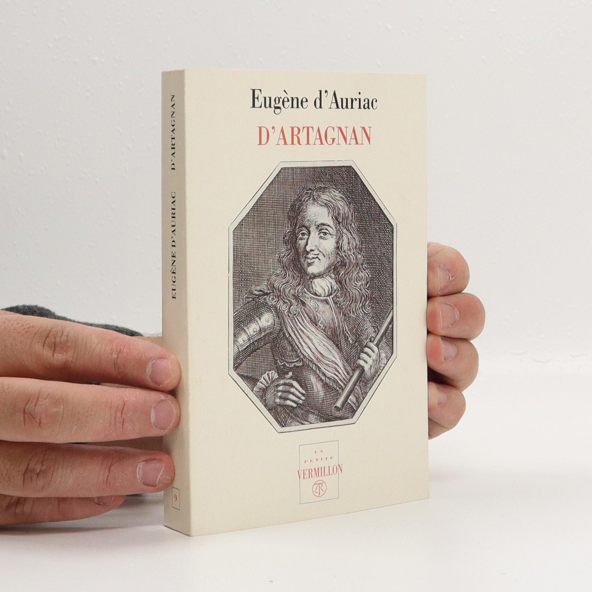 antikvární kniha D'artagnan, 1993