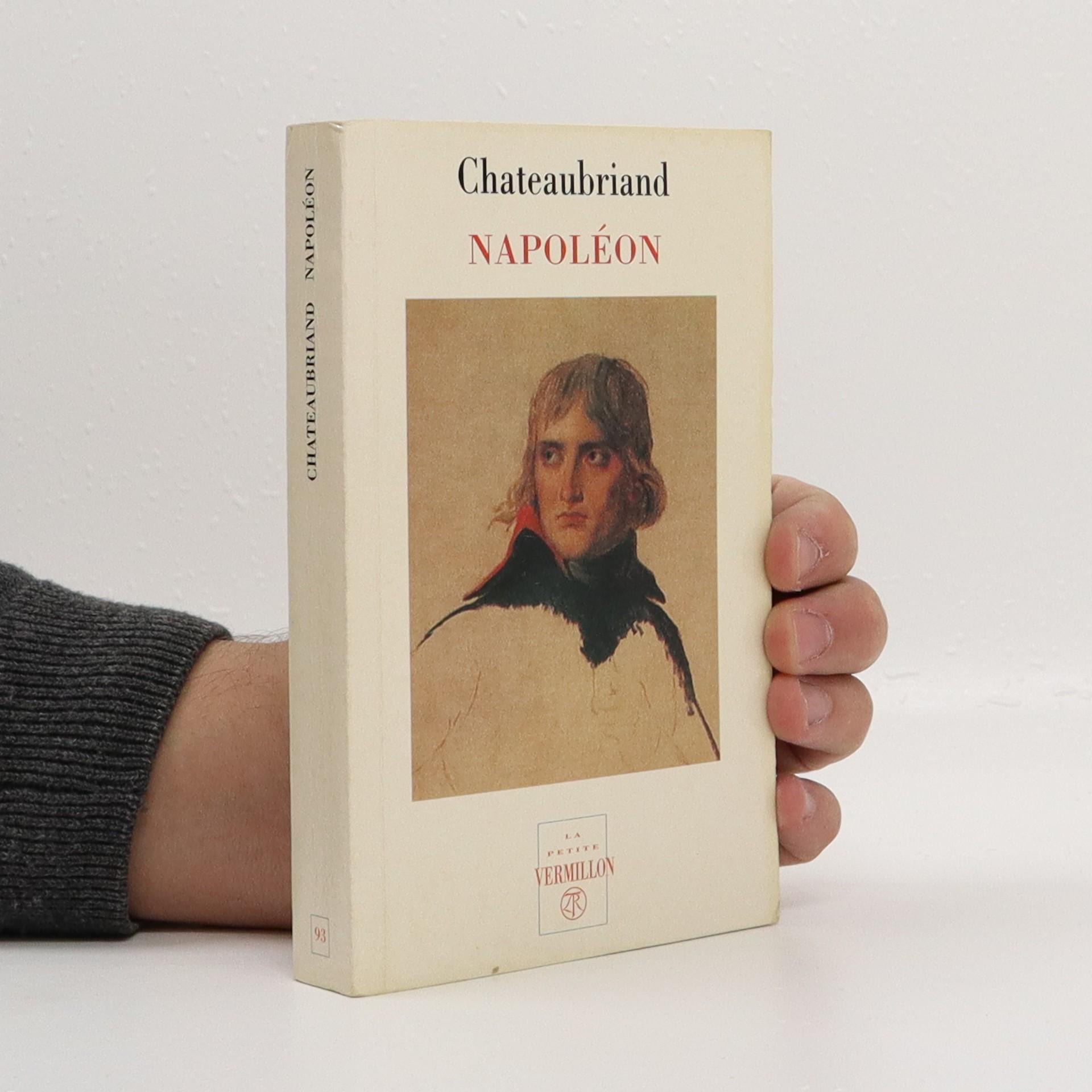 antikvární kniha Napoléon, 1998