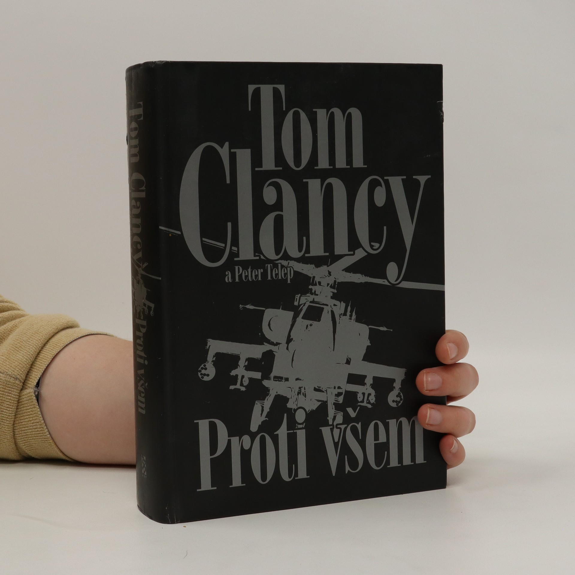 antikvární kniha Proti všem, 2012