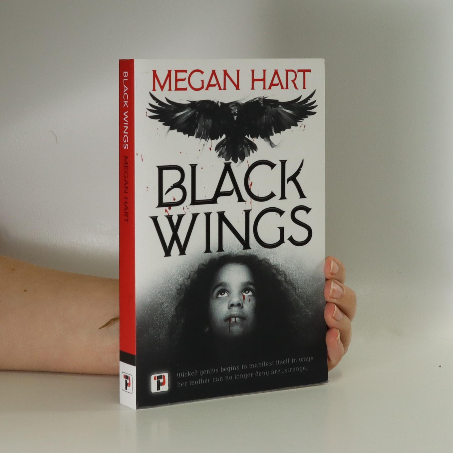 antikvární kniha Black Wings, neuveden