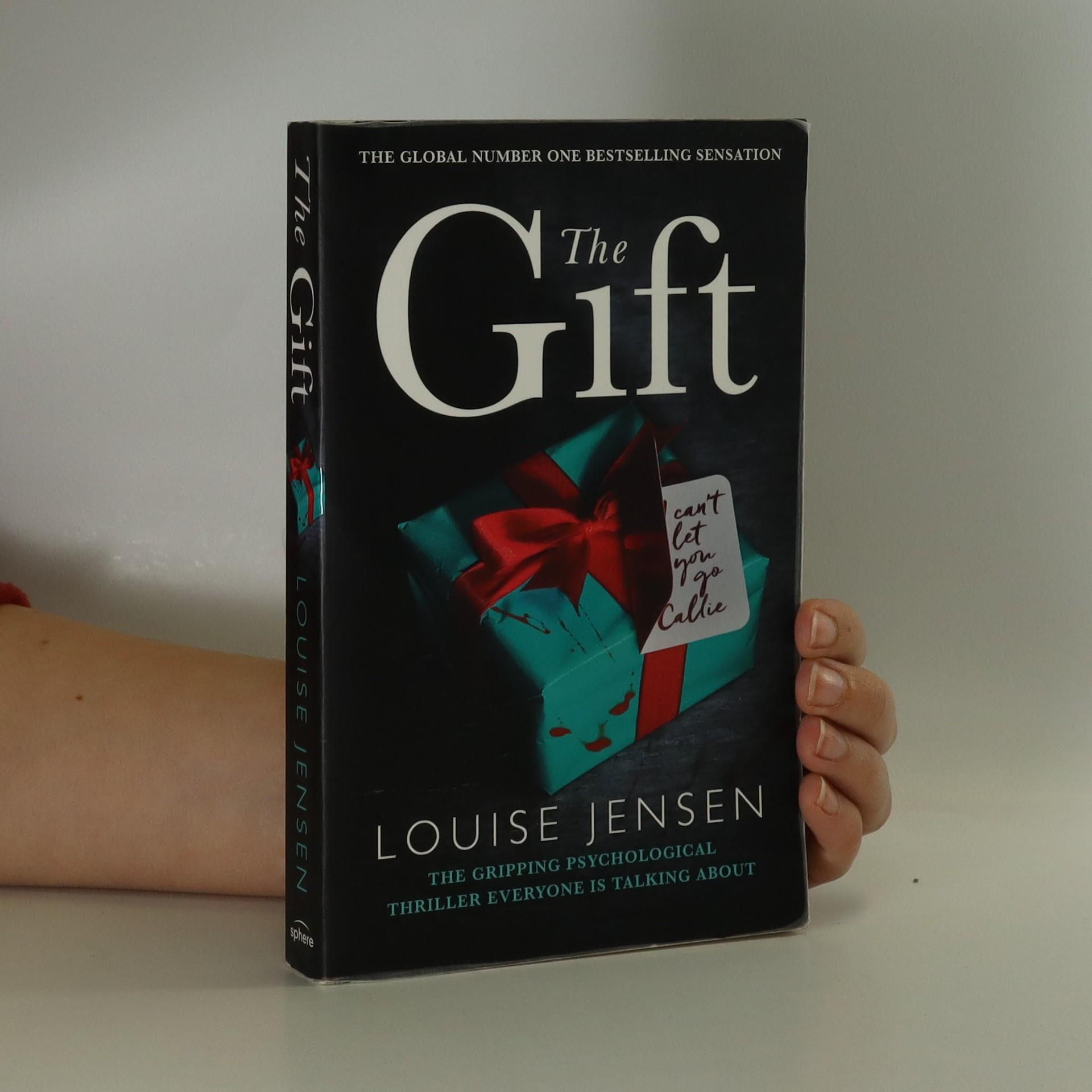 antikvární kniha The Gift, 2017