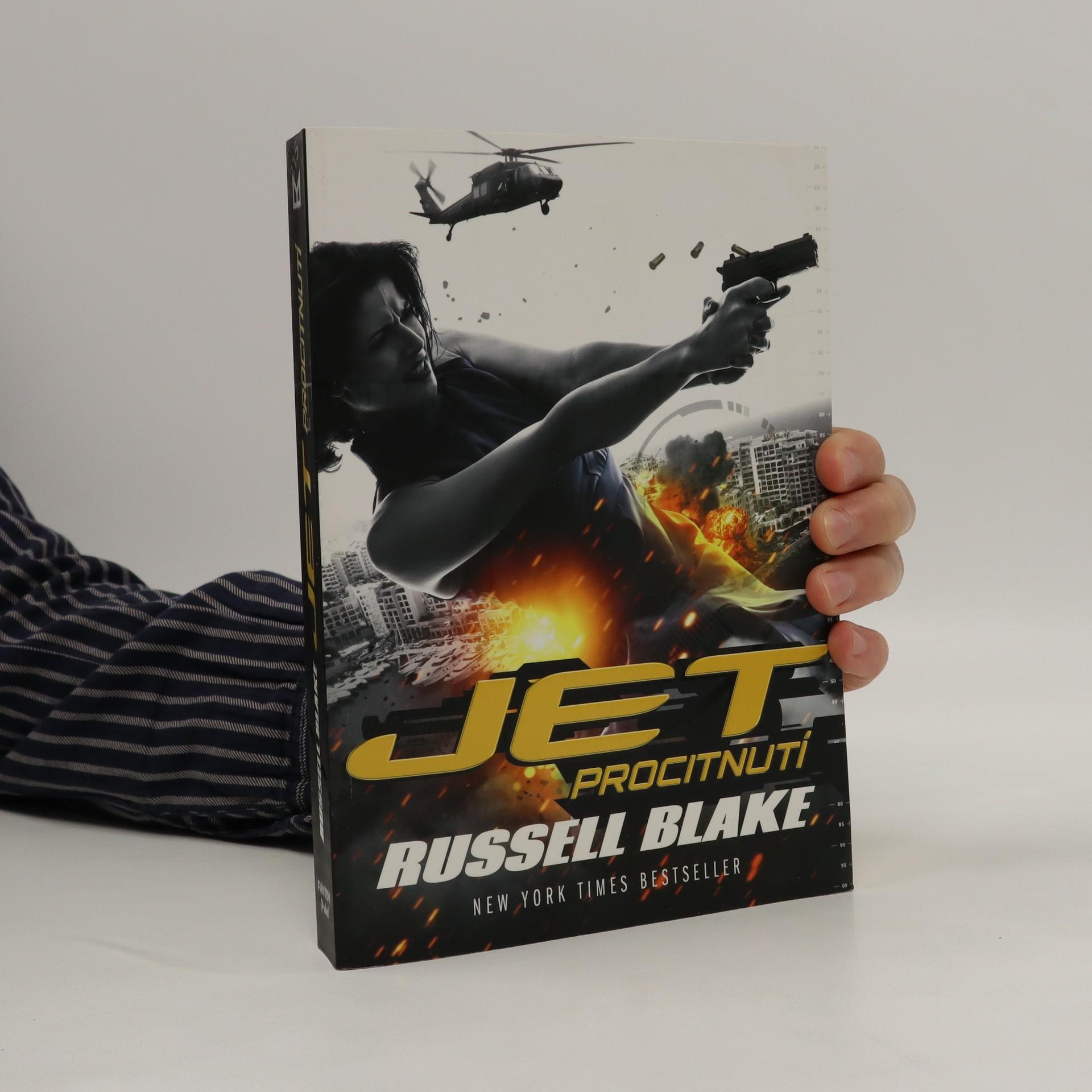 antikvární kniha Jet. Procitnutí, 2015