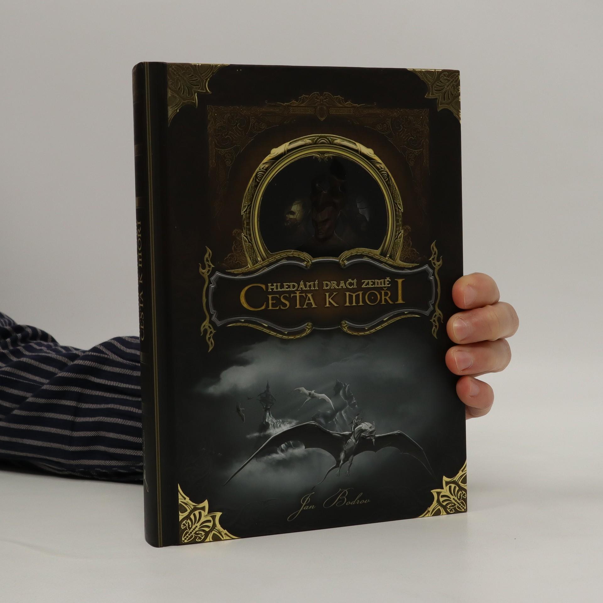 antikvární kniha Hledání dračí země. Cesta k moři, 2017