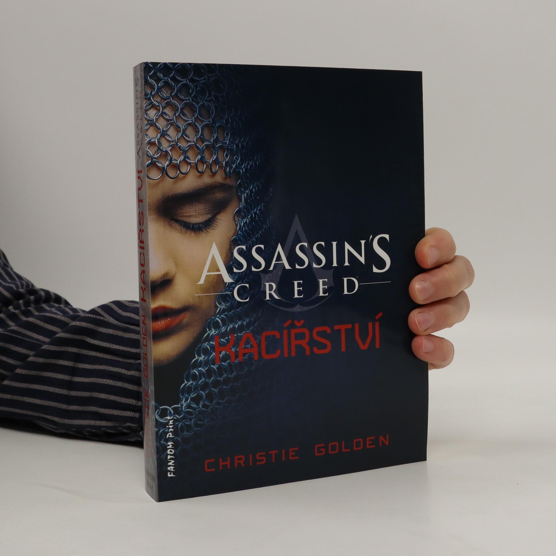 antikvární kniha Kacířství. Assassin's Creed, 2017