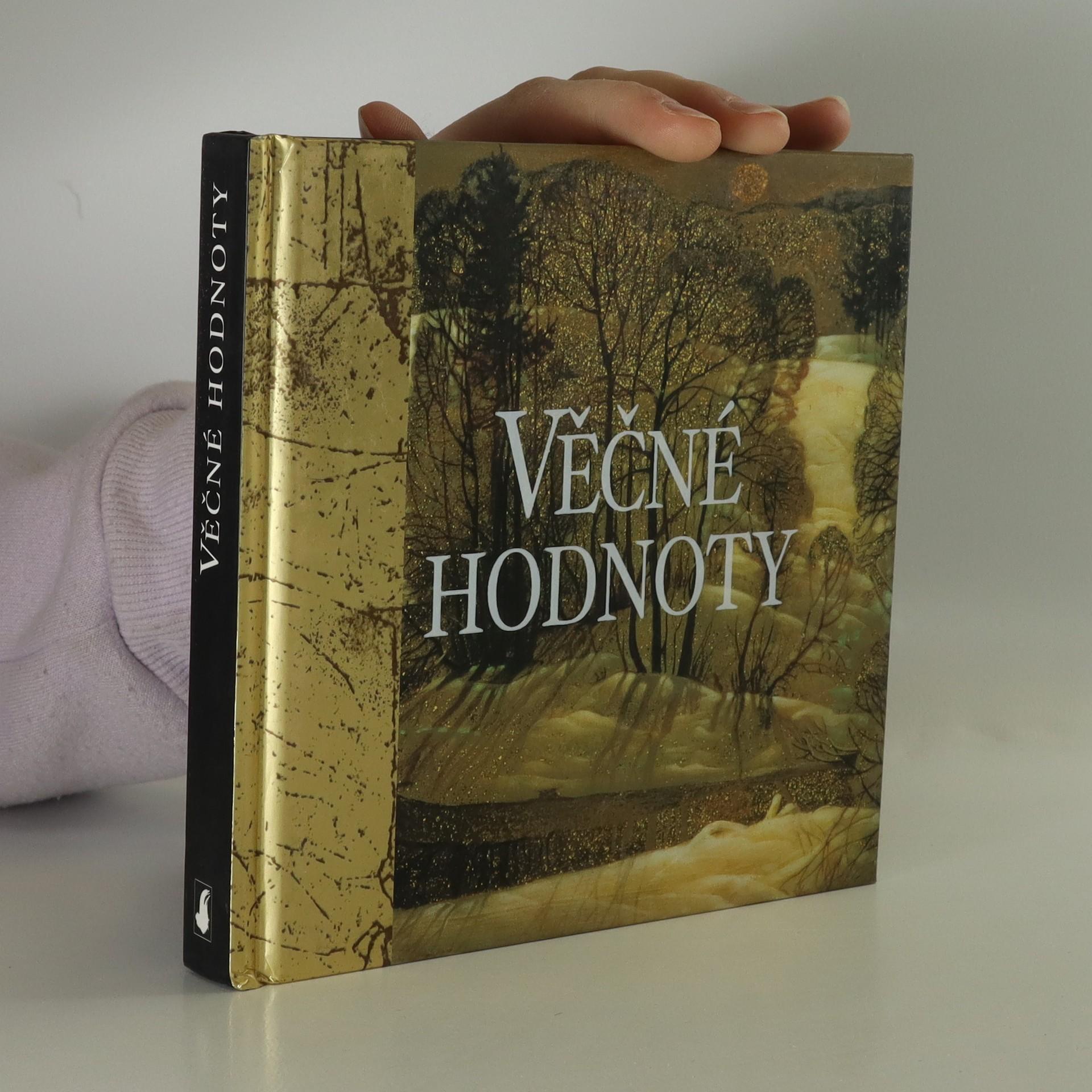 antikvární kniha Věčné hodnoty, 2005