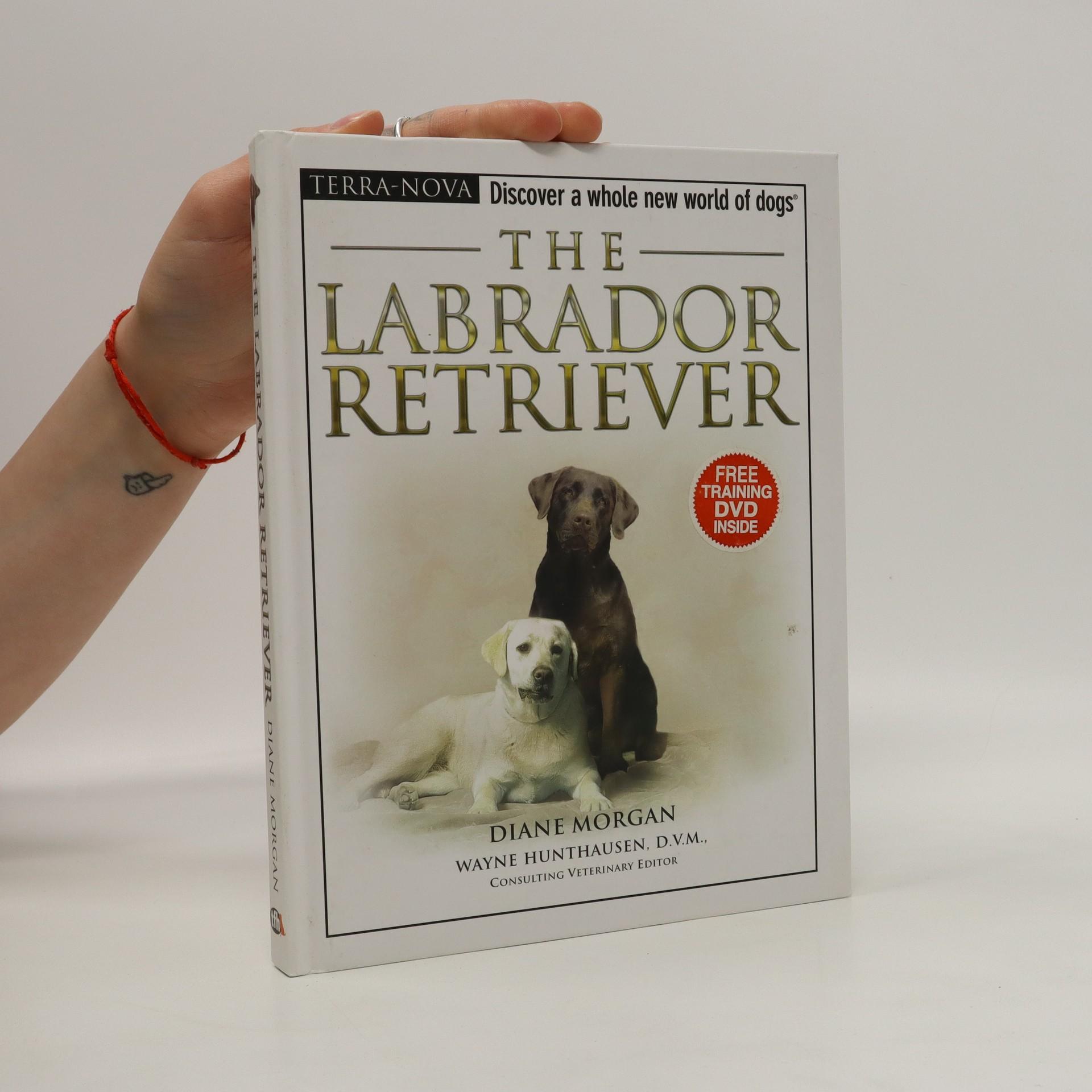 antikvární kniha The Labrador Retriever, 2005