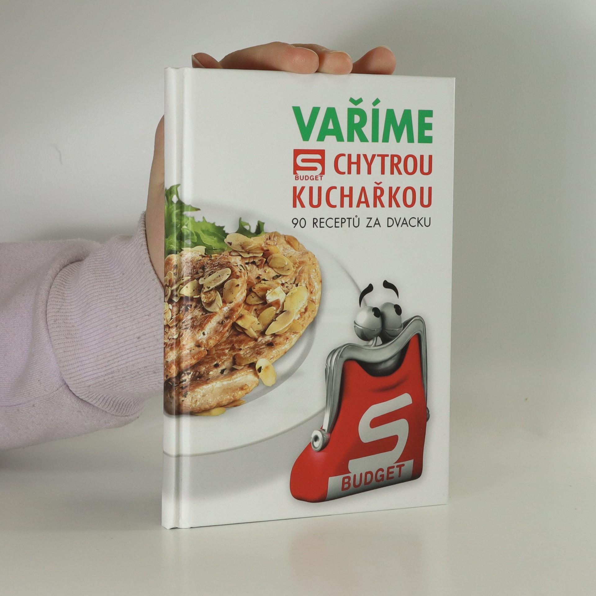 antikvární kniha Vaříme s chytrou kuchařkou, 2010