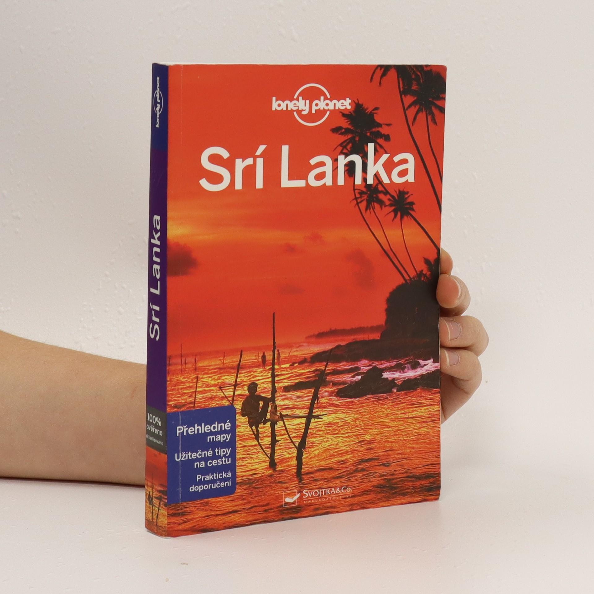 antikvární kniha Srí Lanka, 2015