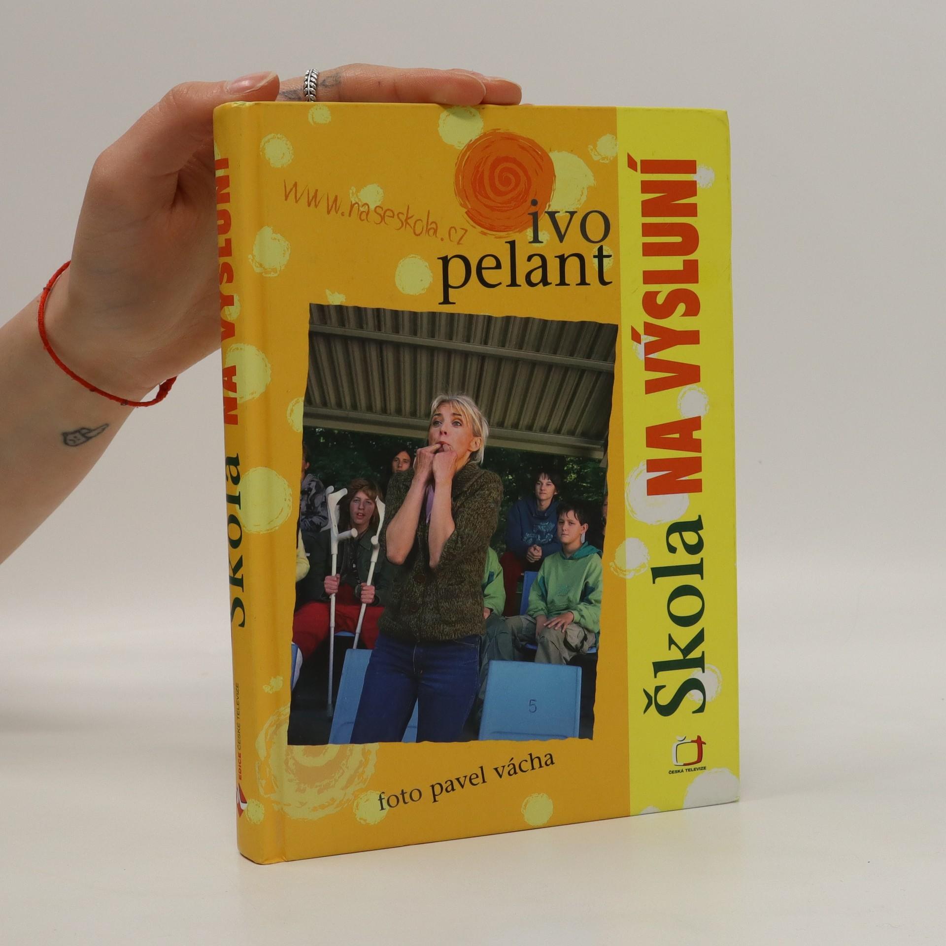 antikvární kniha Škola Na Výsluní, 2007