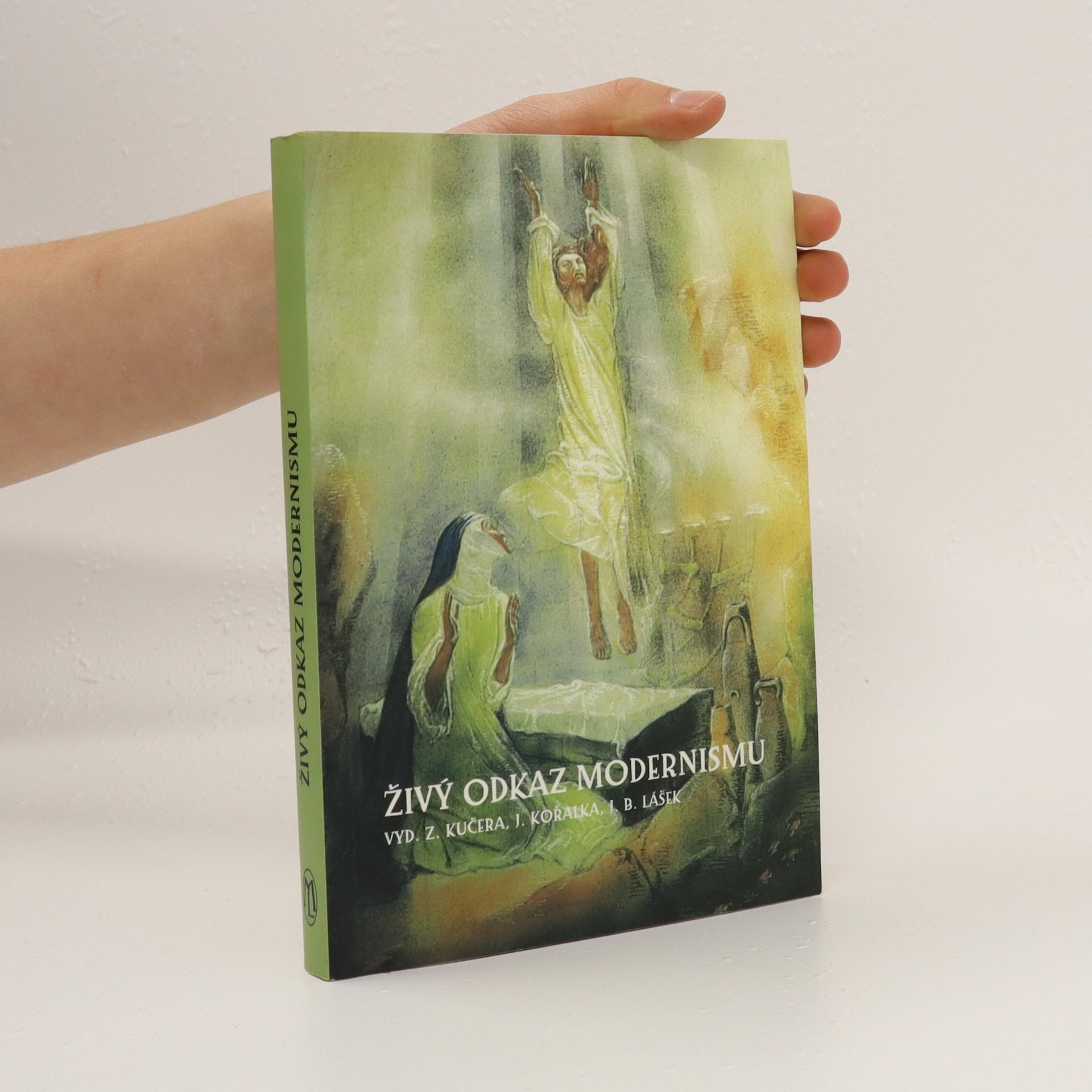 antikvární kniha Živý odkaz modernismu , 2003