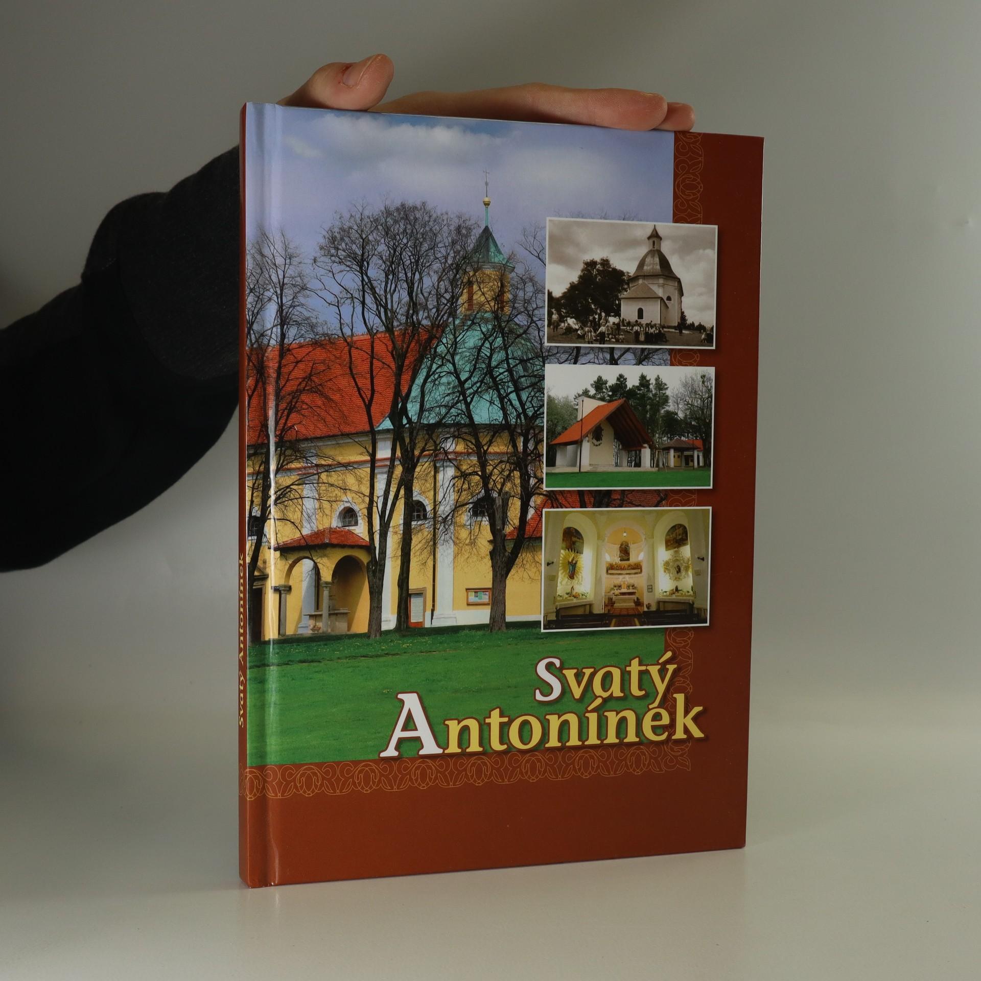 antikvární kniha Svatý Antonínek, 2008