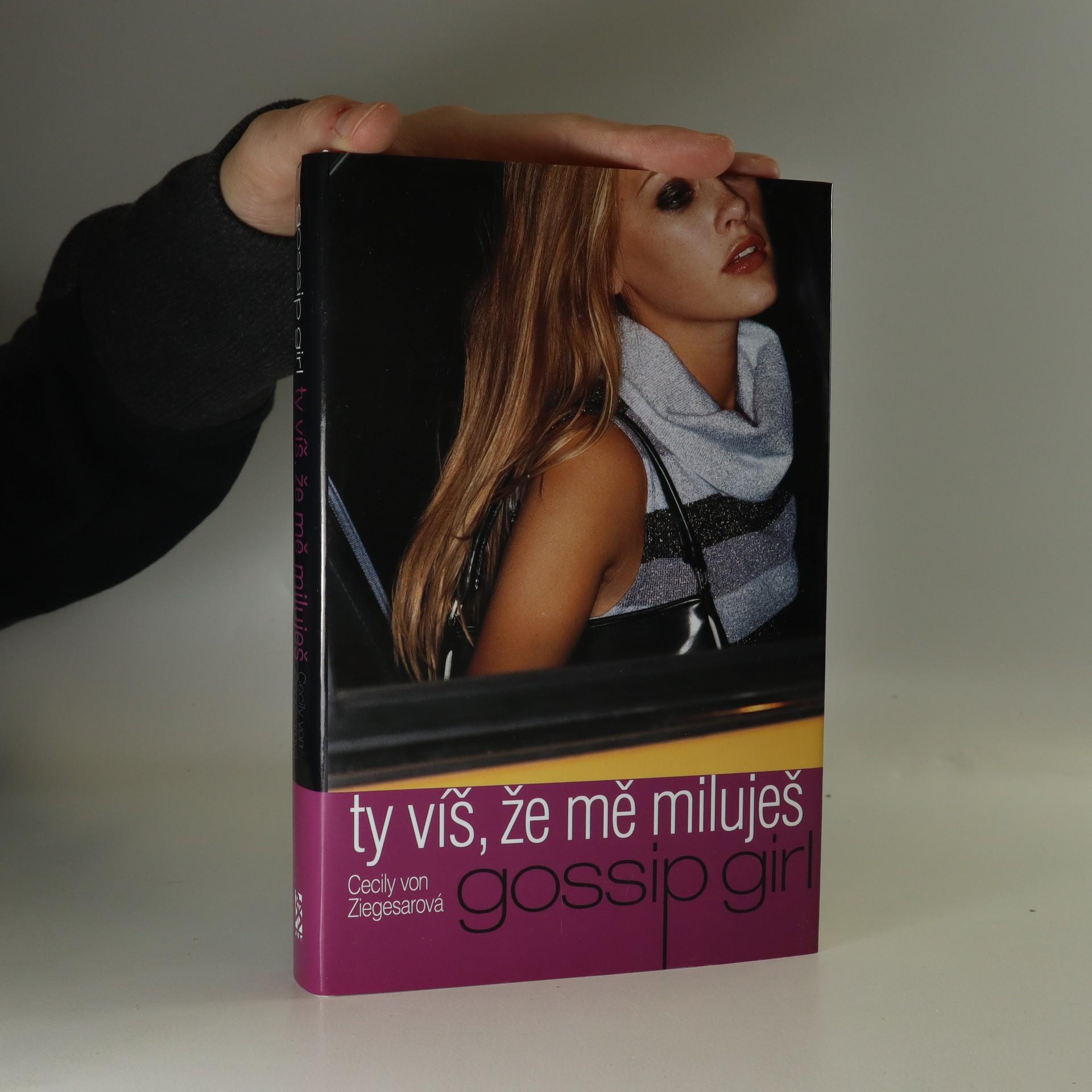 antikvární kniha Ty víš, že mě miluješ, 2006
