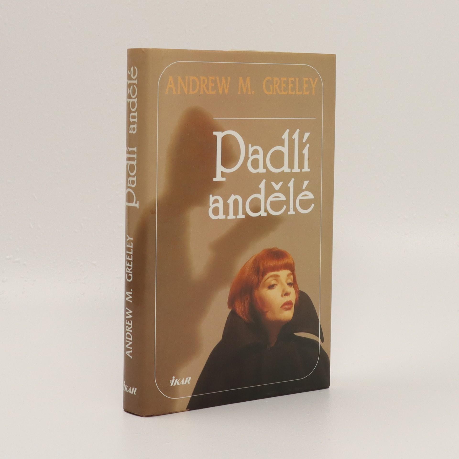antikvární kniha Padlí andělé, 1994