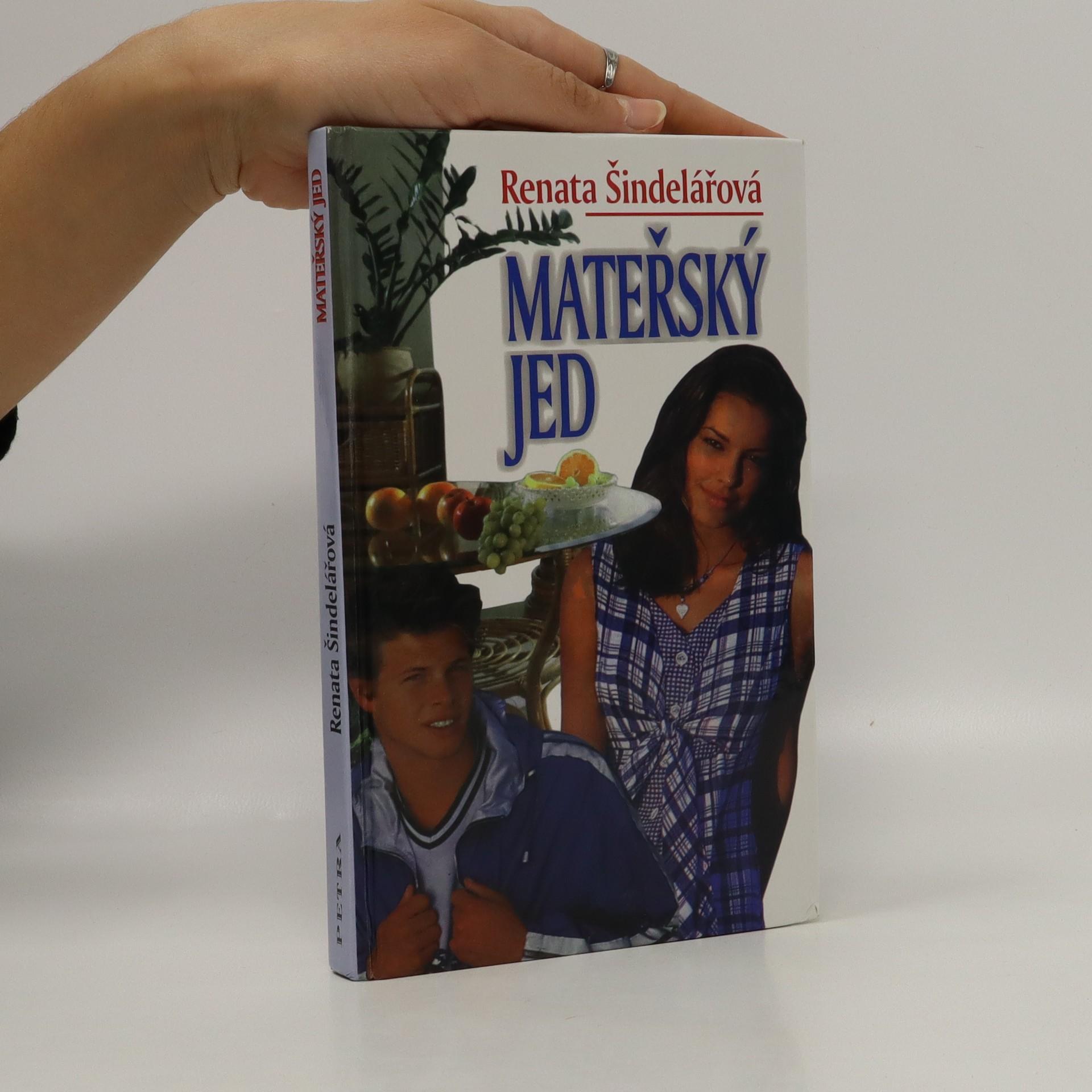 antikvární kniha Mateřský jed, 2000