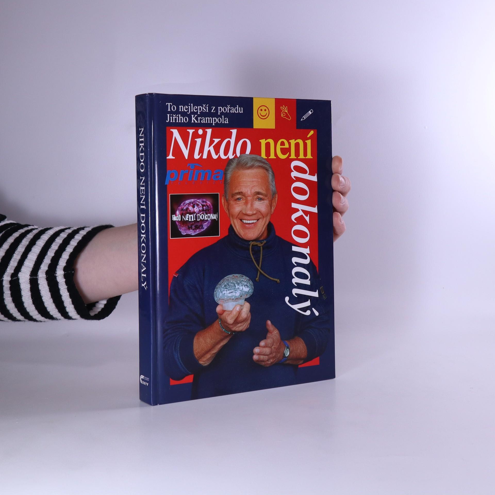 antikvární kniha Nikdo není dokonalý, 2003