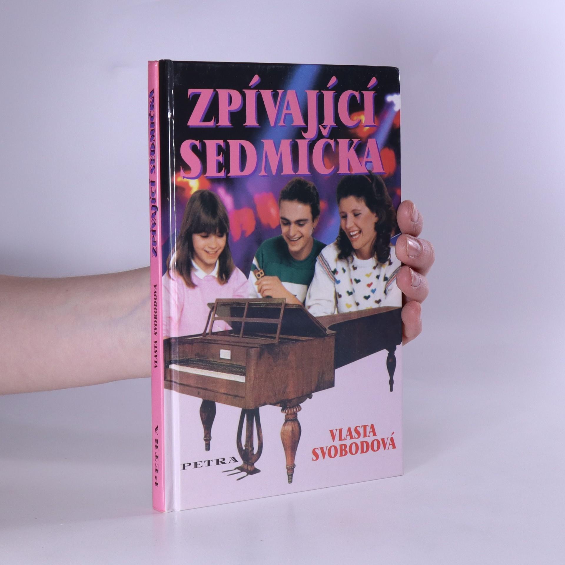 antikvární kniha Zpívající sedmička, 1999