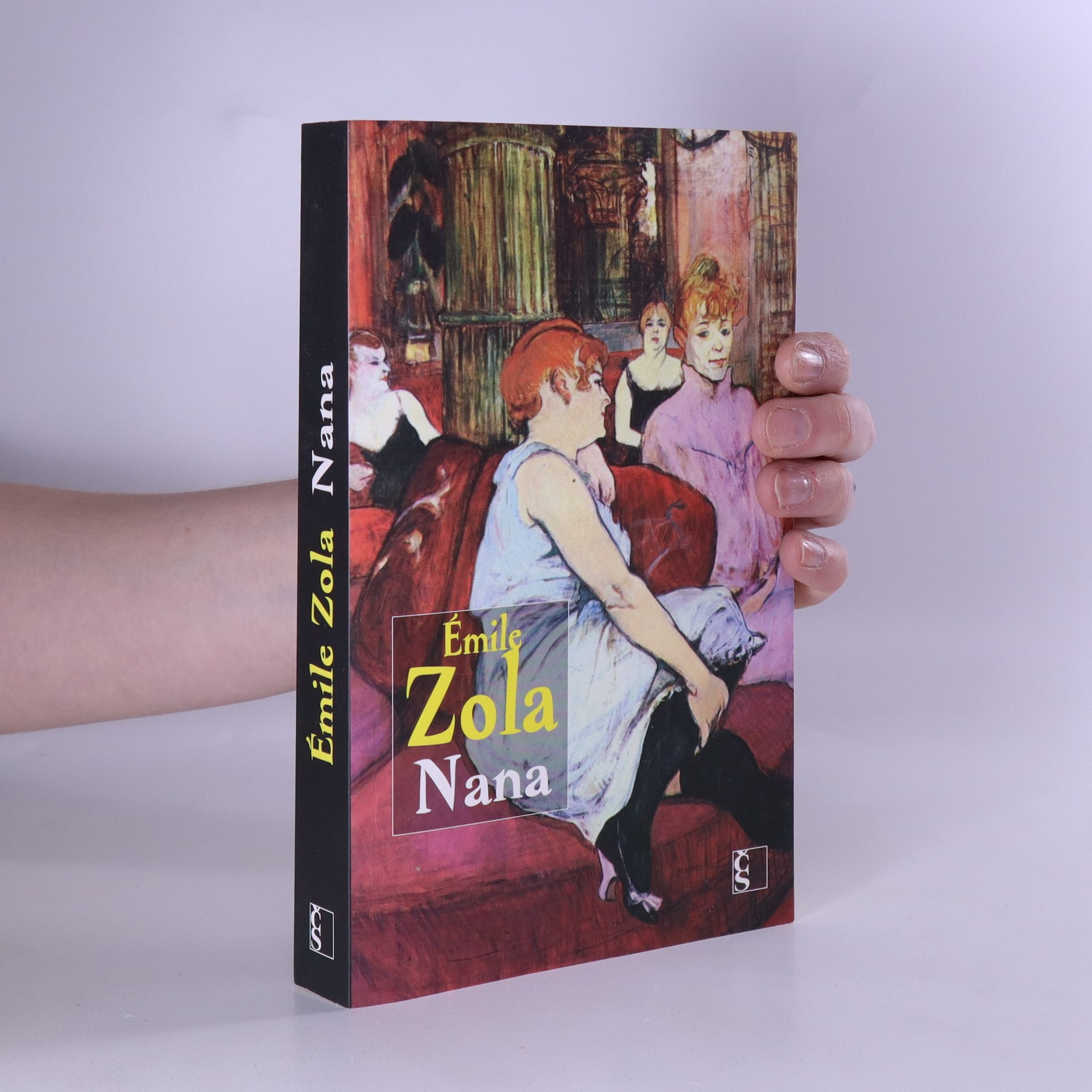antikvární kniha Nana, 2011