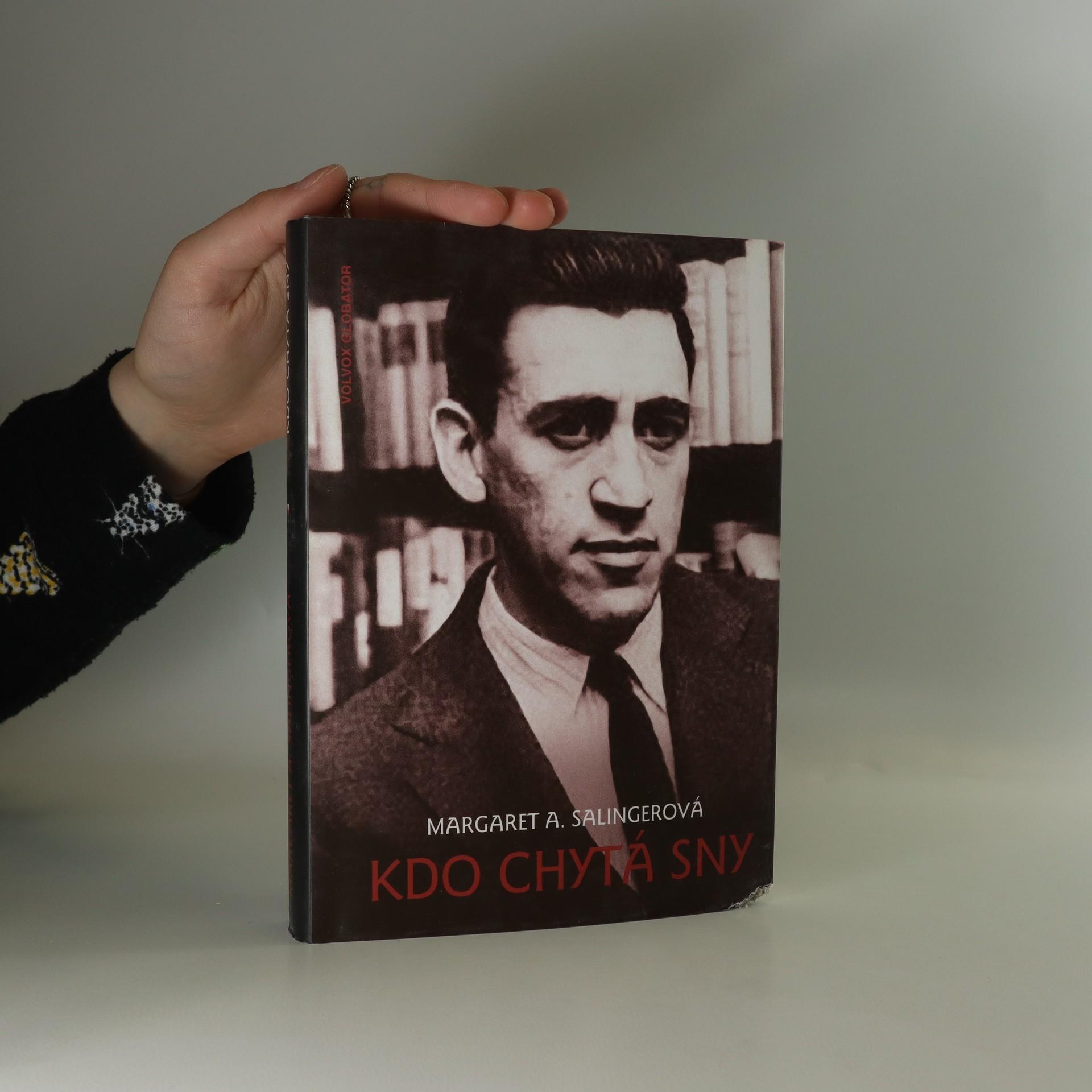 antikvární kniha Kdo chytá sny, 2003